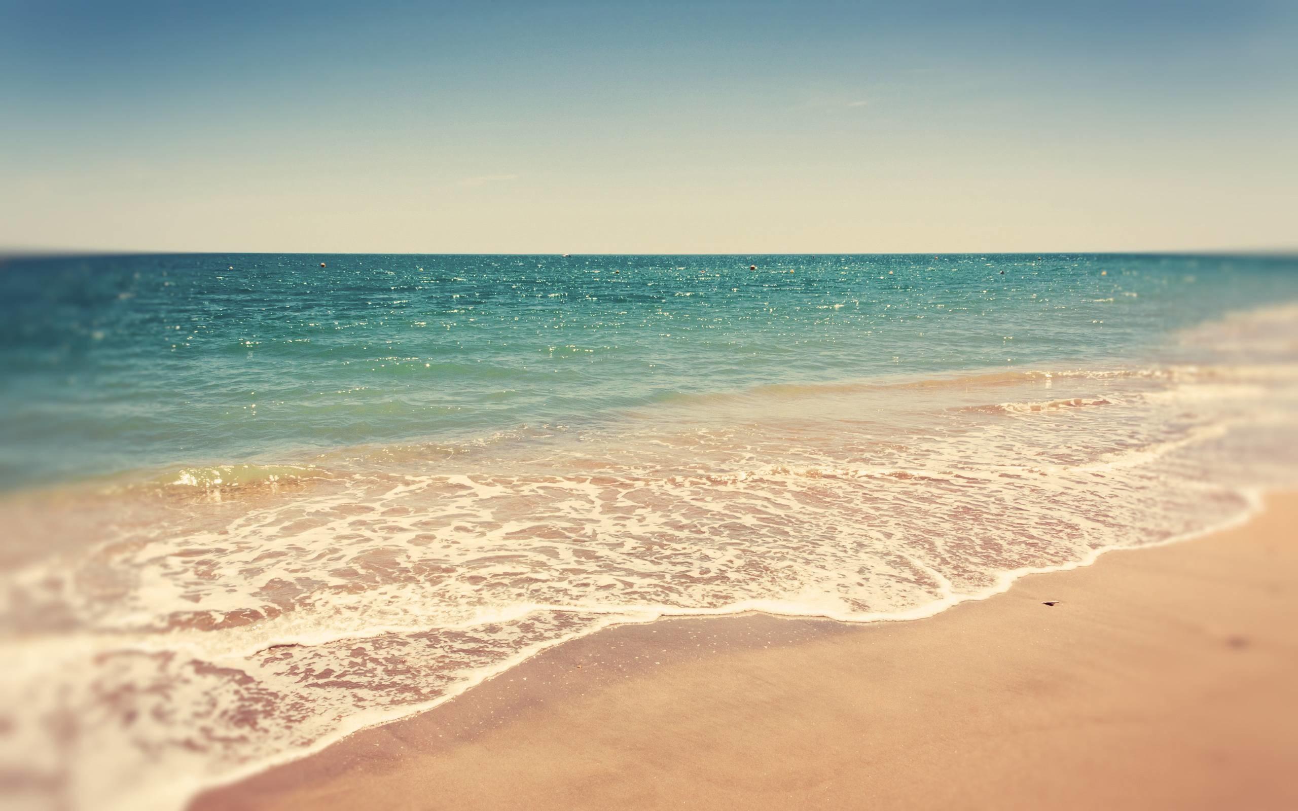 Summer Beach 55 Desktop Background   WallFortuner.