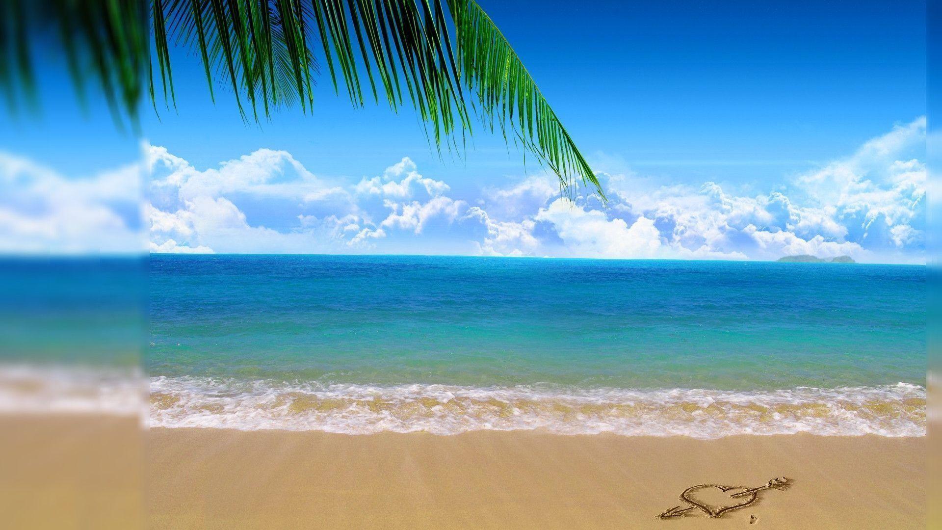 Desktop Background Beach 91137 HD Wallpapers – Res: .