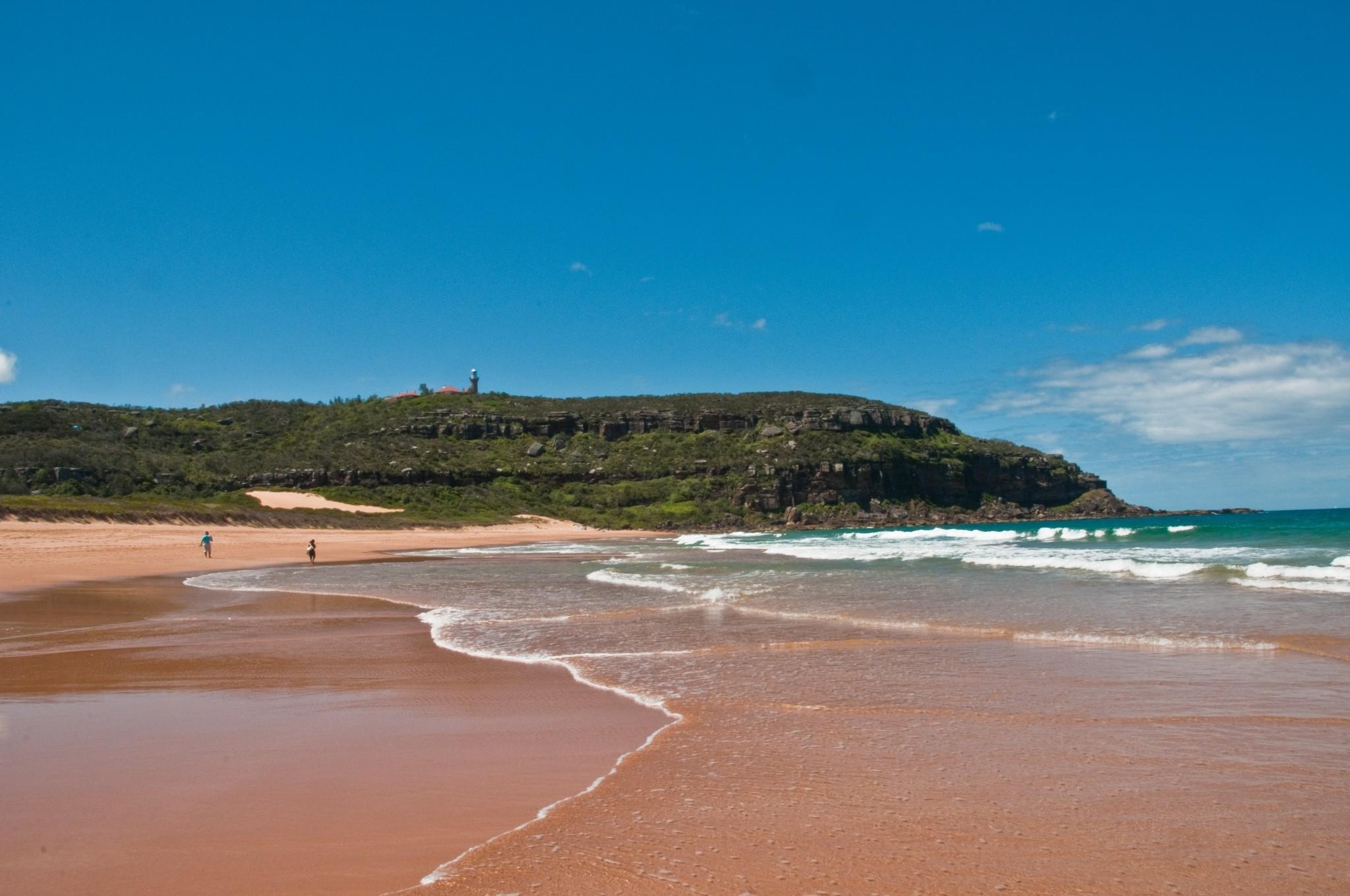 beach background desktop free