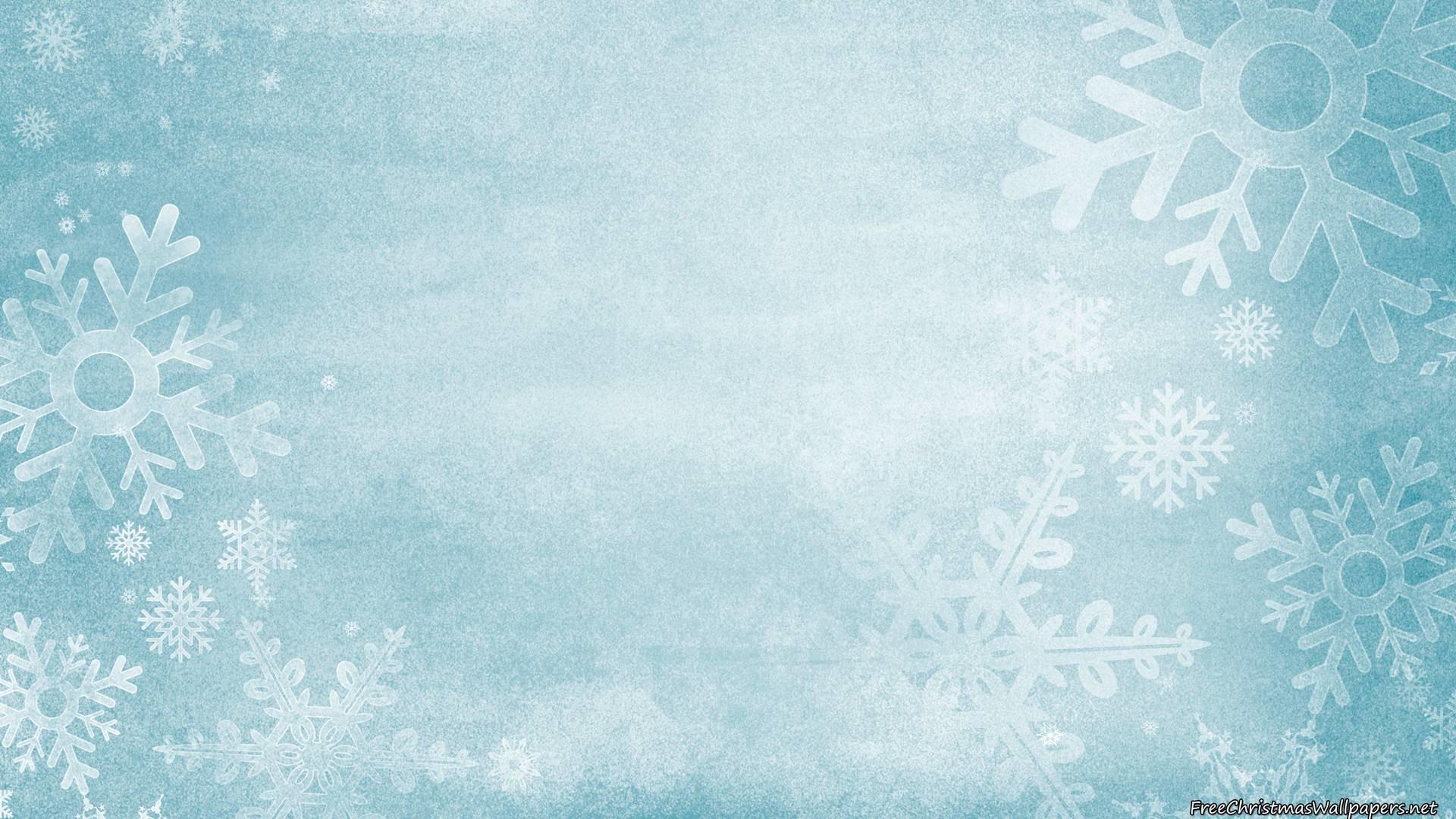 Frozen Christmas Background Wallpaper