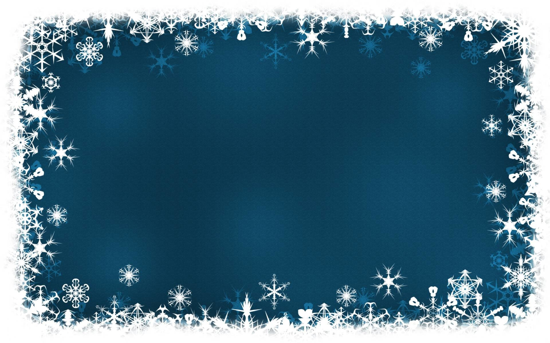 Dark Blue Christmas Background (10)