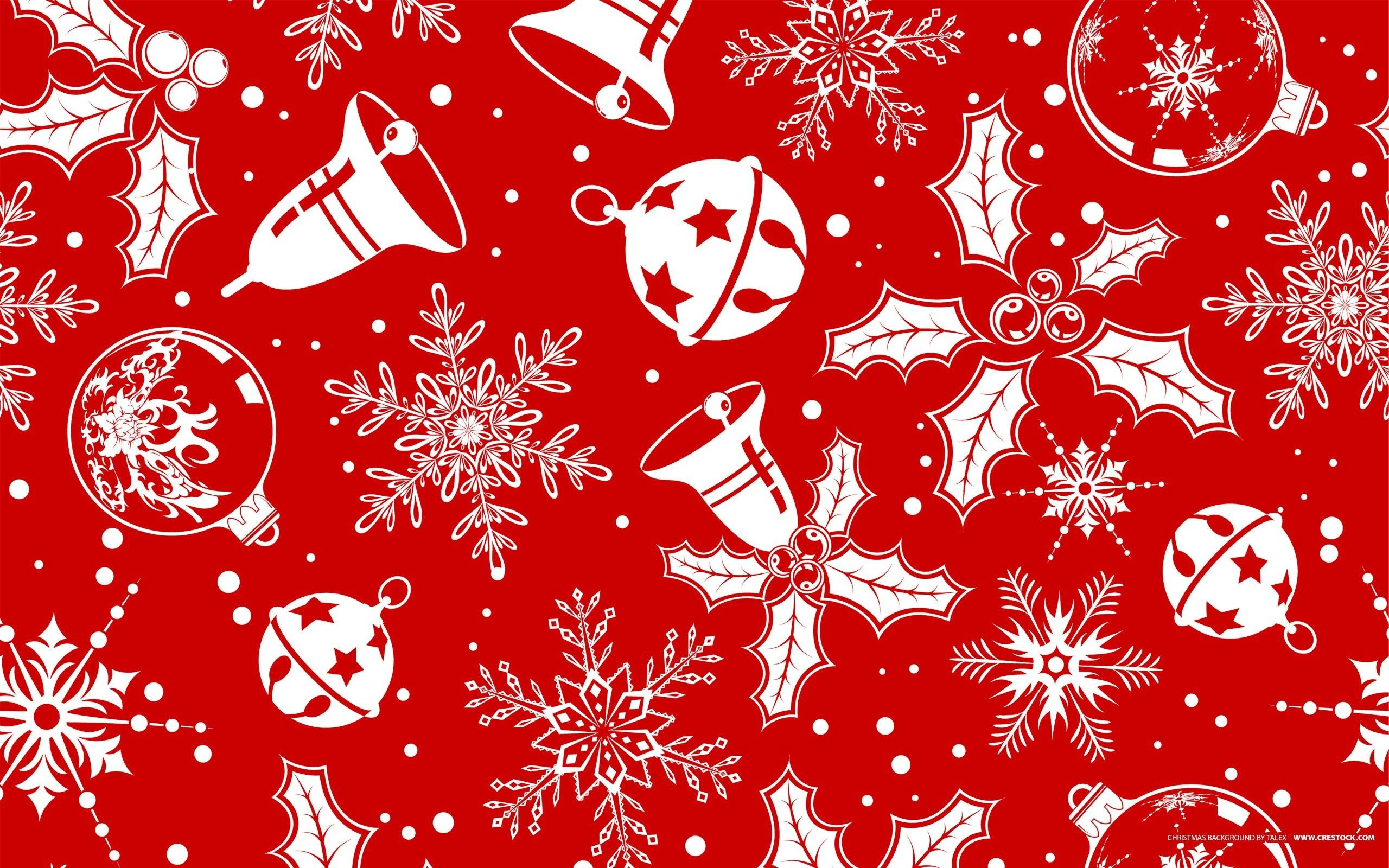 Wallpapers For > Christmas Background Wallpaper