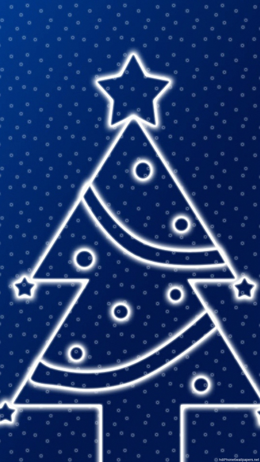 star tree christmas snow iPhone 6 wallpapers HD and 1080P 6 Plus . …