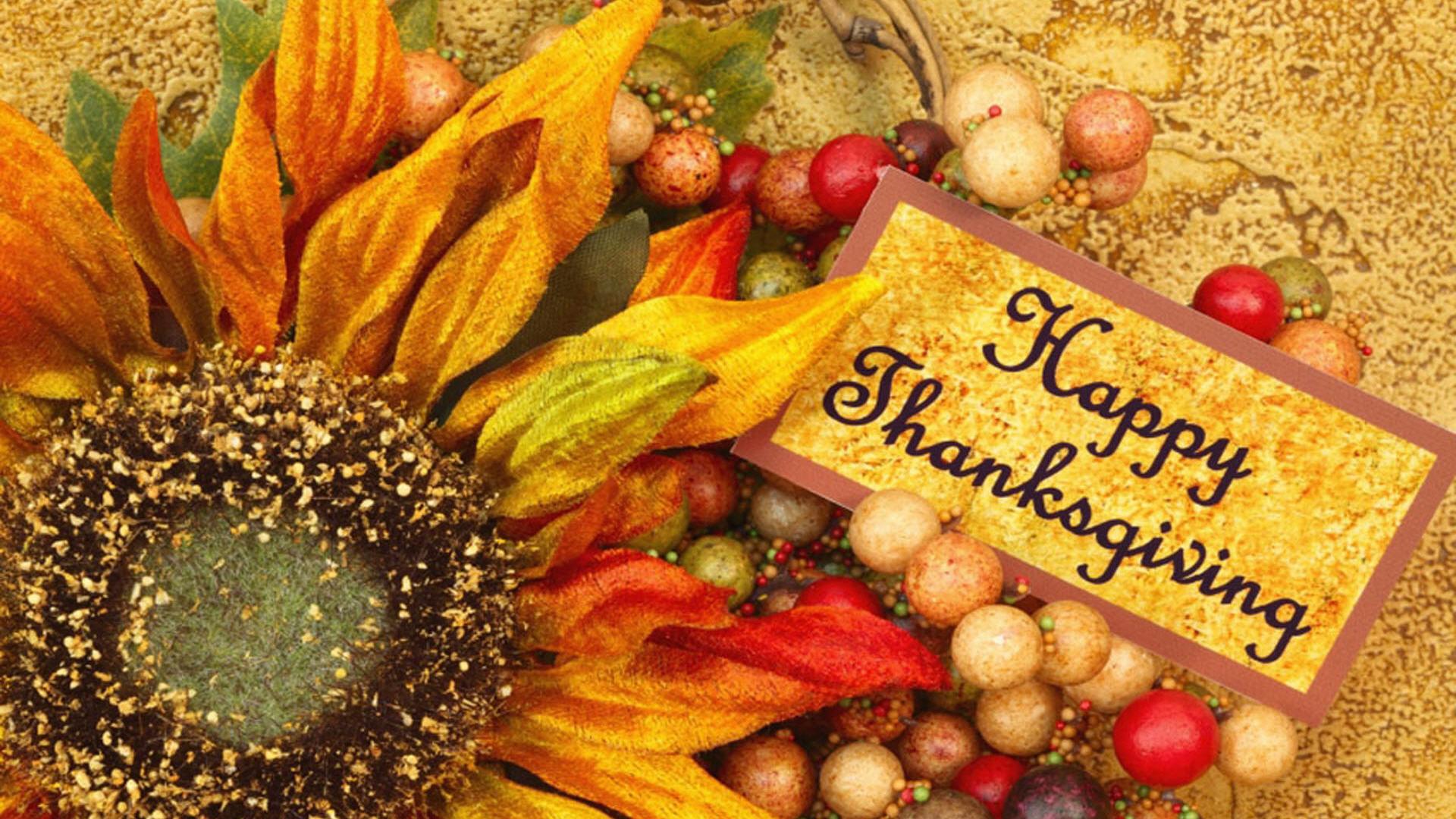 Free Desktop Wallpapers Thanksgiving Wallpaper 1920×1080