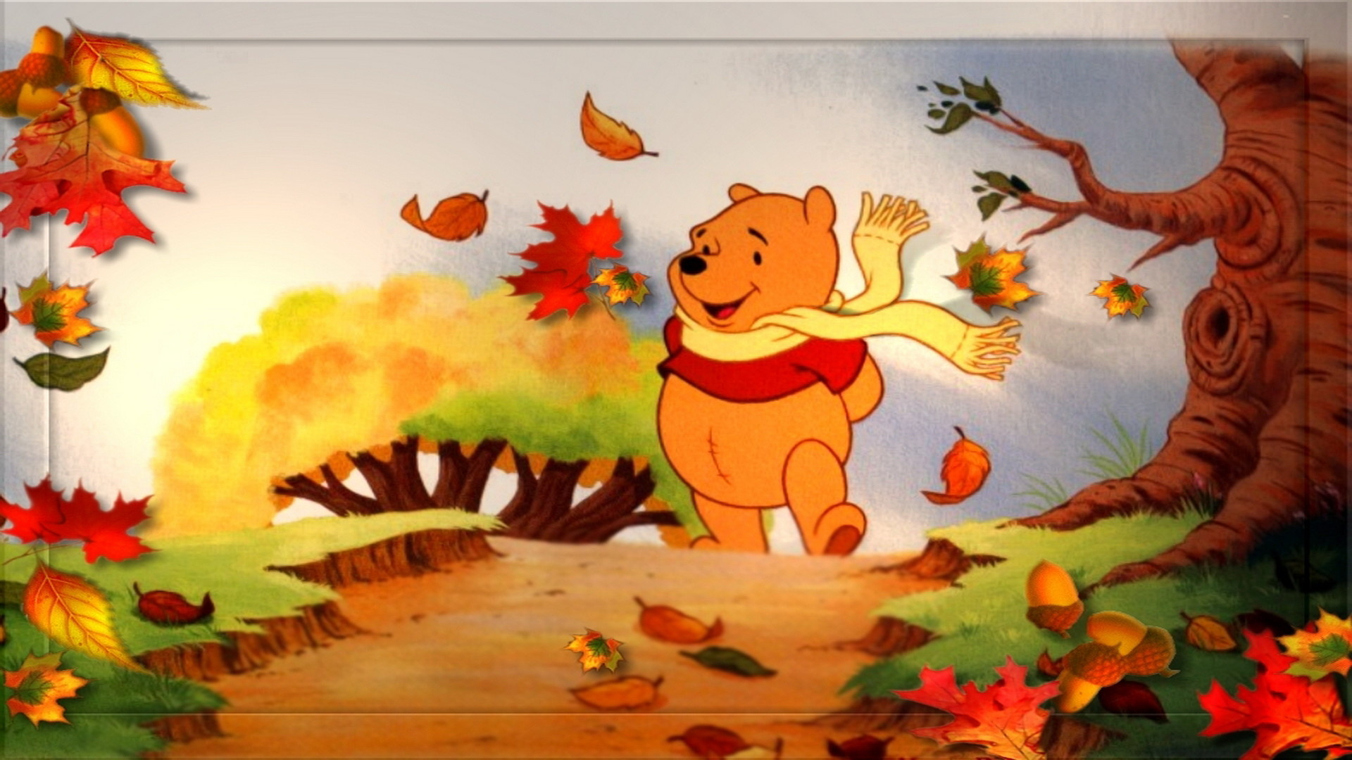 Disney Thanksgiving Wallpapers Background …
