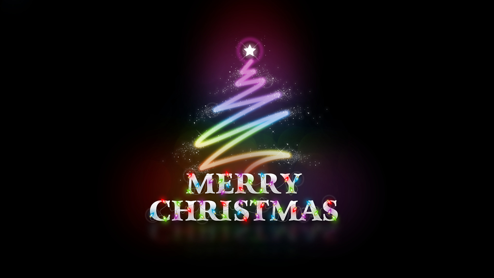 Merry Christmas 1080p HD Wallpapers.