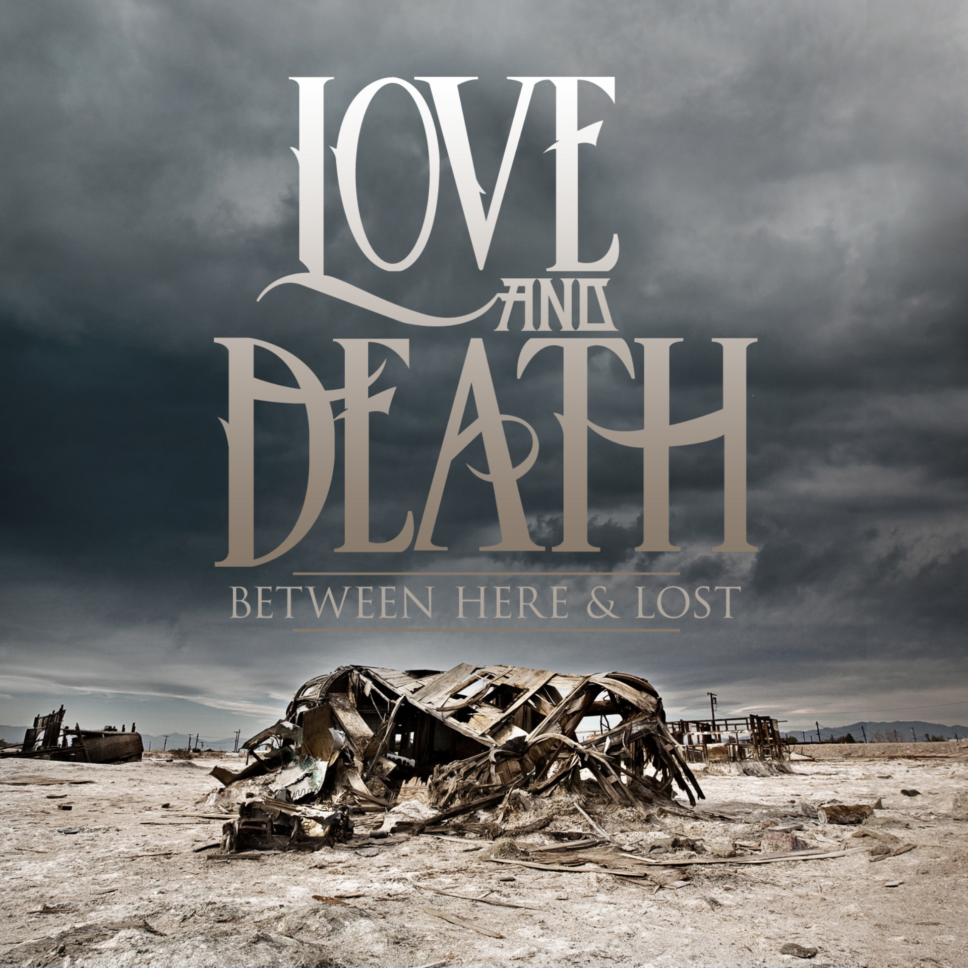 Love And Death Wallpaper Between Here And Lost