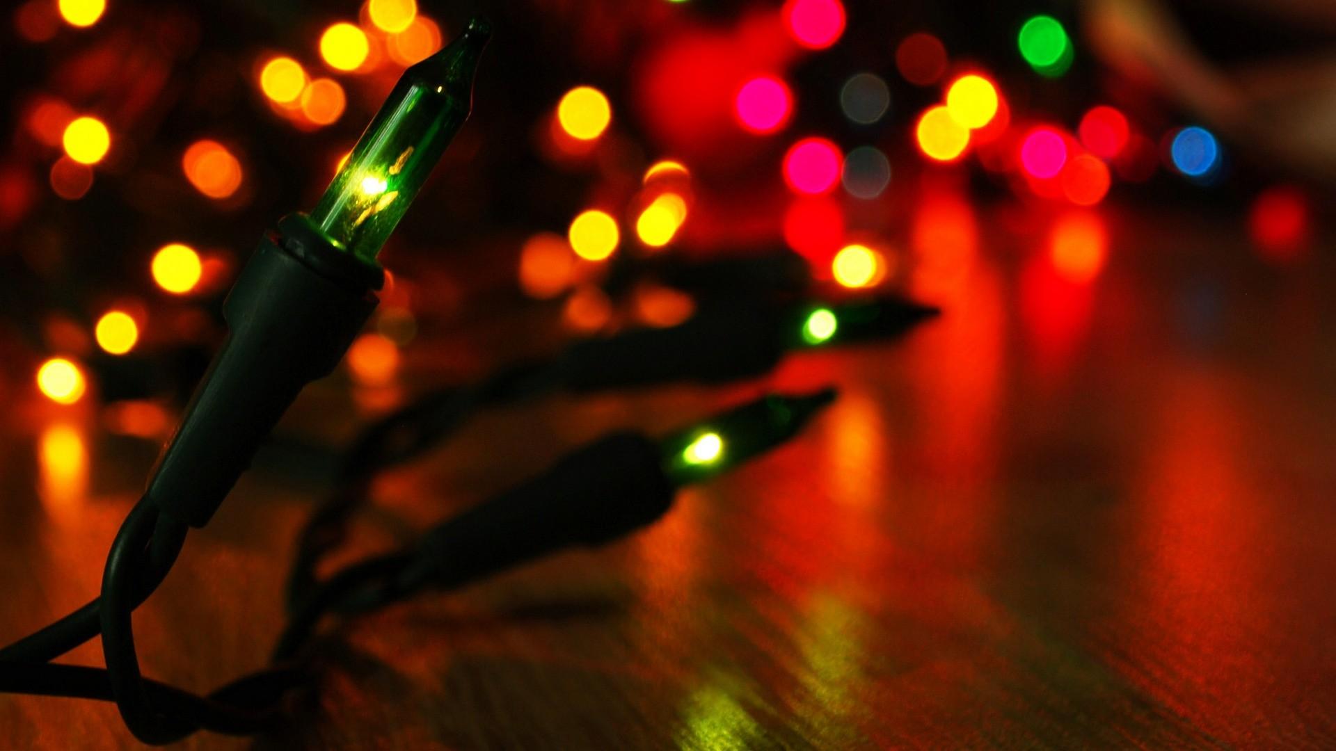 christmas lights desktop wallpaper – www.wallpapers-in-hd.com