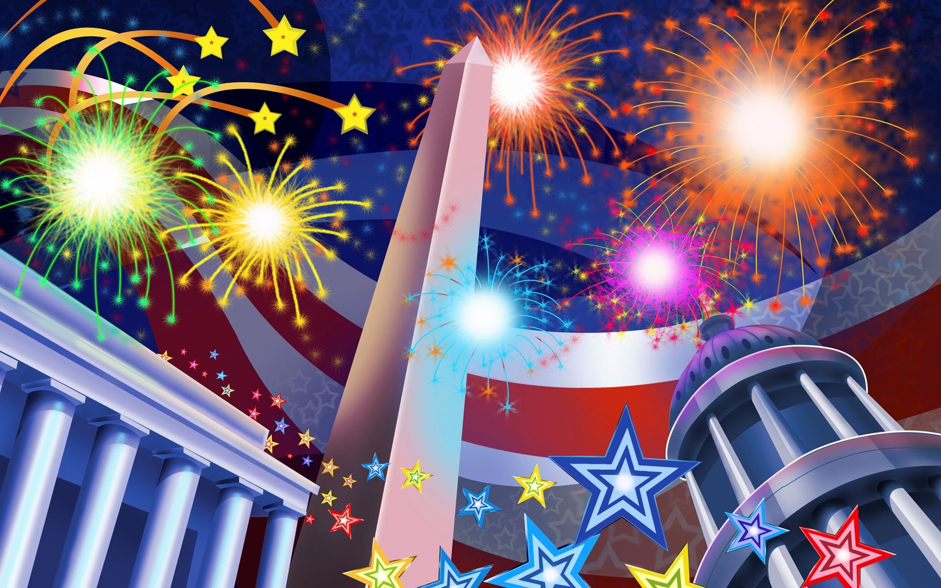 HD Widescreen Wallpapers – 4th of july image – 4th of july category
