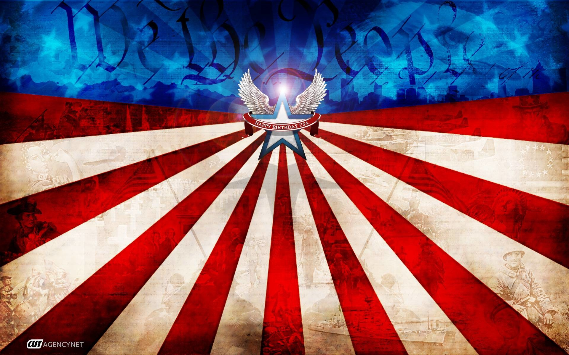 4th Of July Backgrounds – Wallpaper Cave