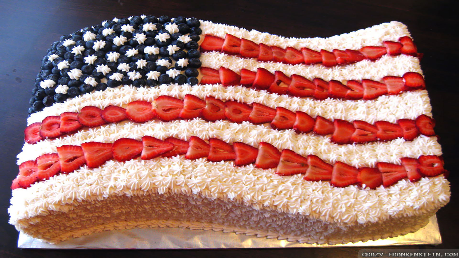 Wallpaper: Awesome July 4th cake wallpapers. Resolution: 1024×768 |  1280×1024 | 1600×1200. Widescreen Res: 1440×900 | 1680×1050 | 1920×1200