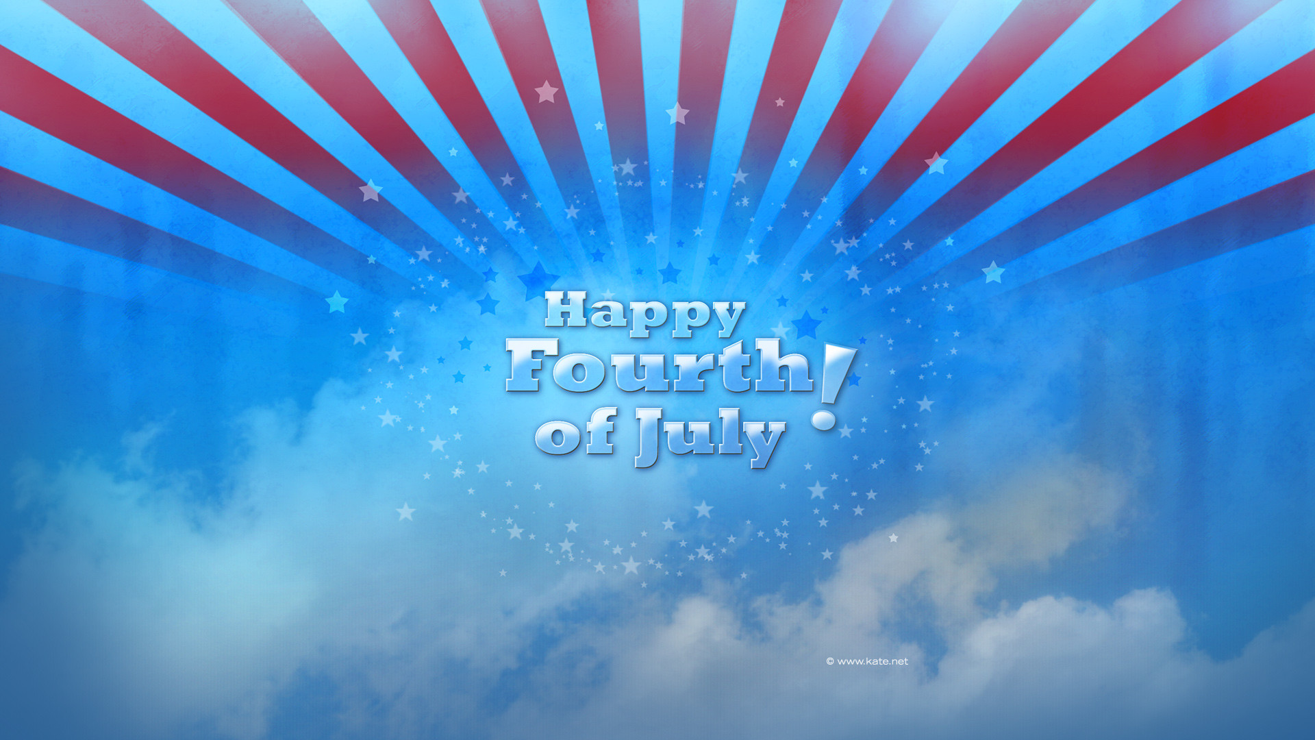 Happy Fourth of July Background