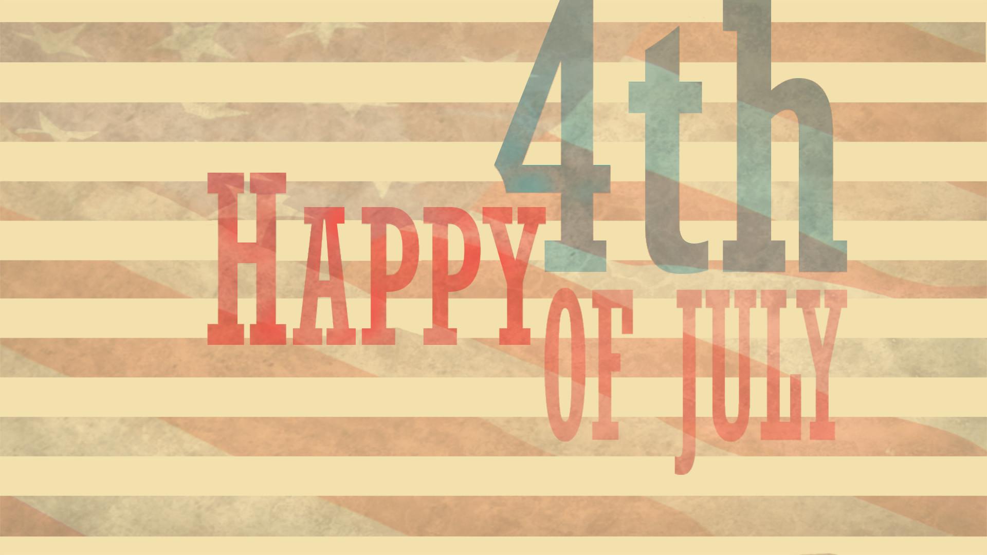 HD 4th Of July Image.