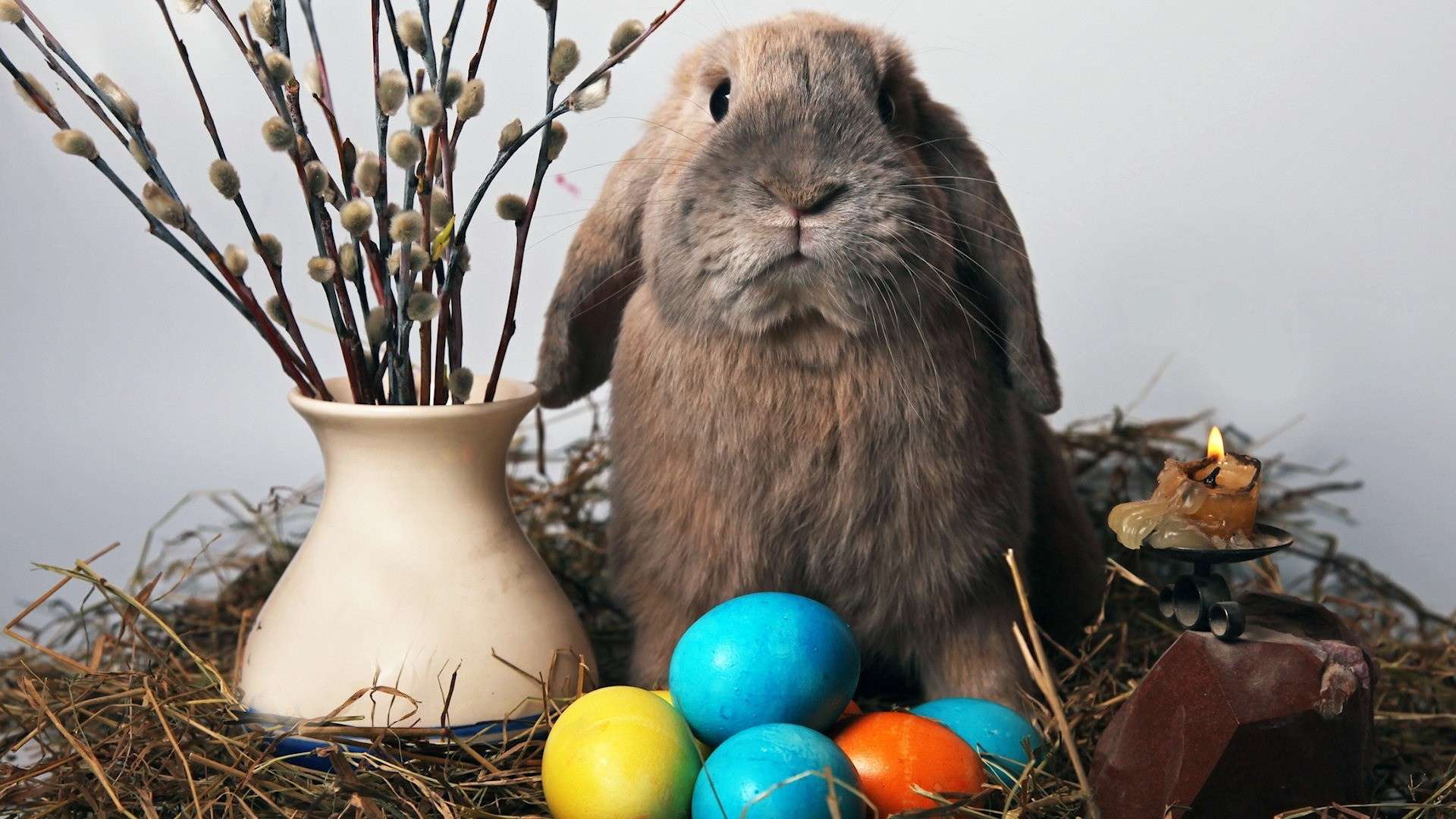 Happy Easter Desktop Wallpaper HD (1)