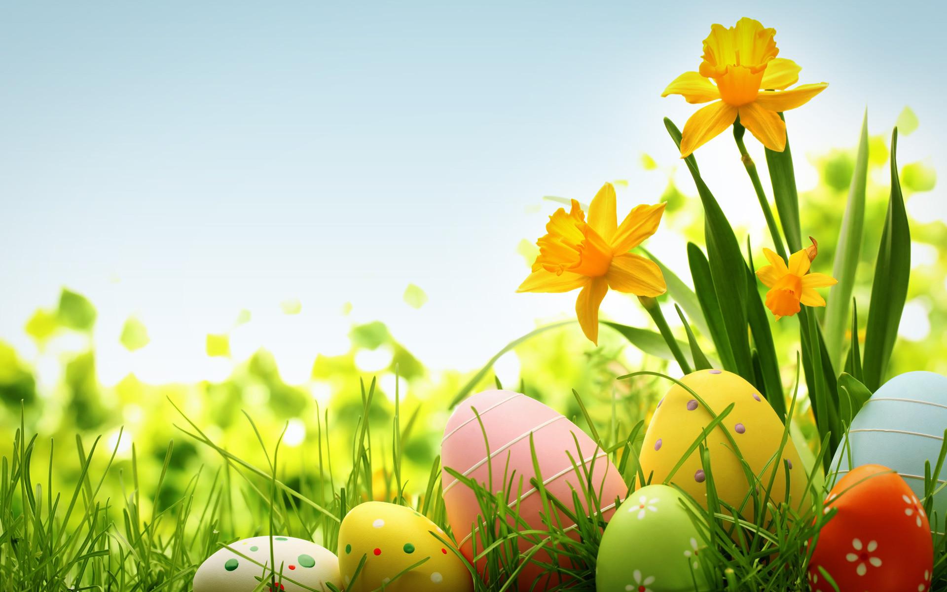 Easter Wallpaper HD. Easter desktop wallpaper