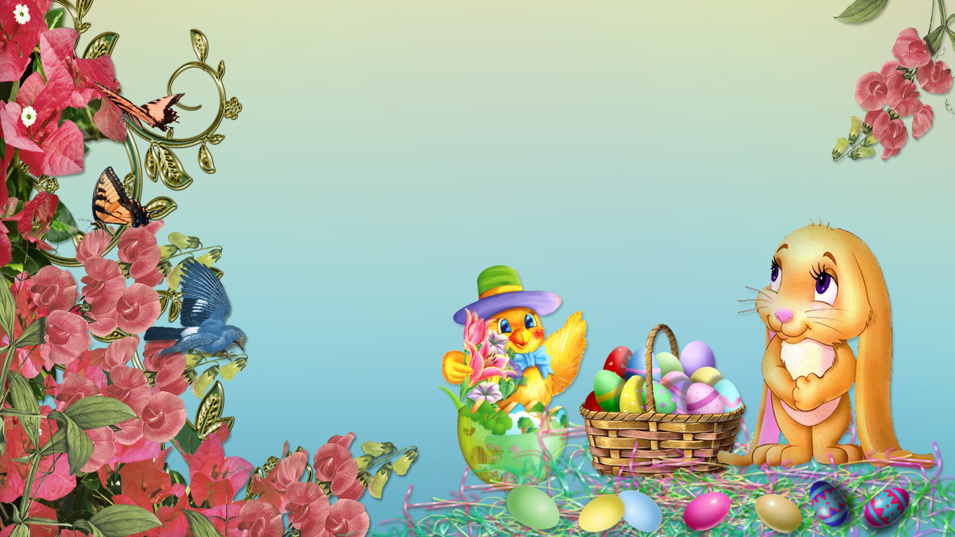 Easter Desktop Backgrounds Collection 14