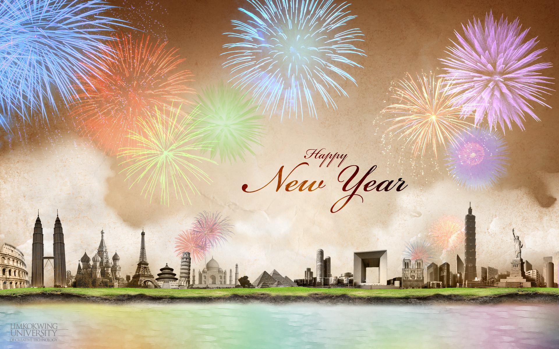Worldwide New Year Celebration