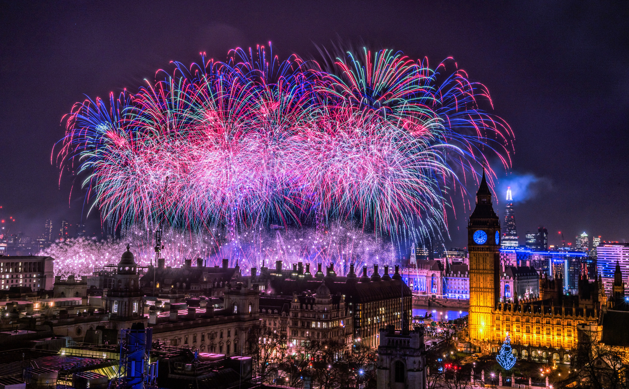 New Year's Eve 2017 in London & New Year's Day 2018 in London – Time Out