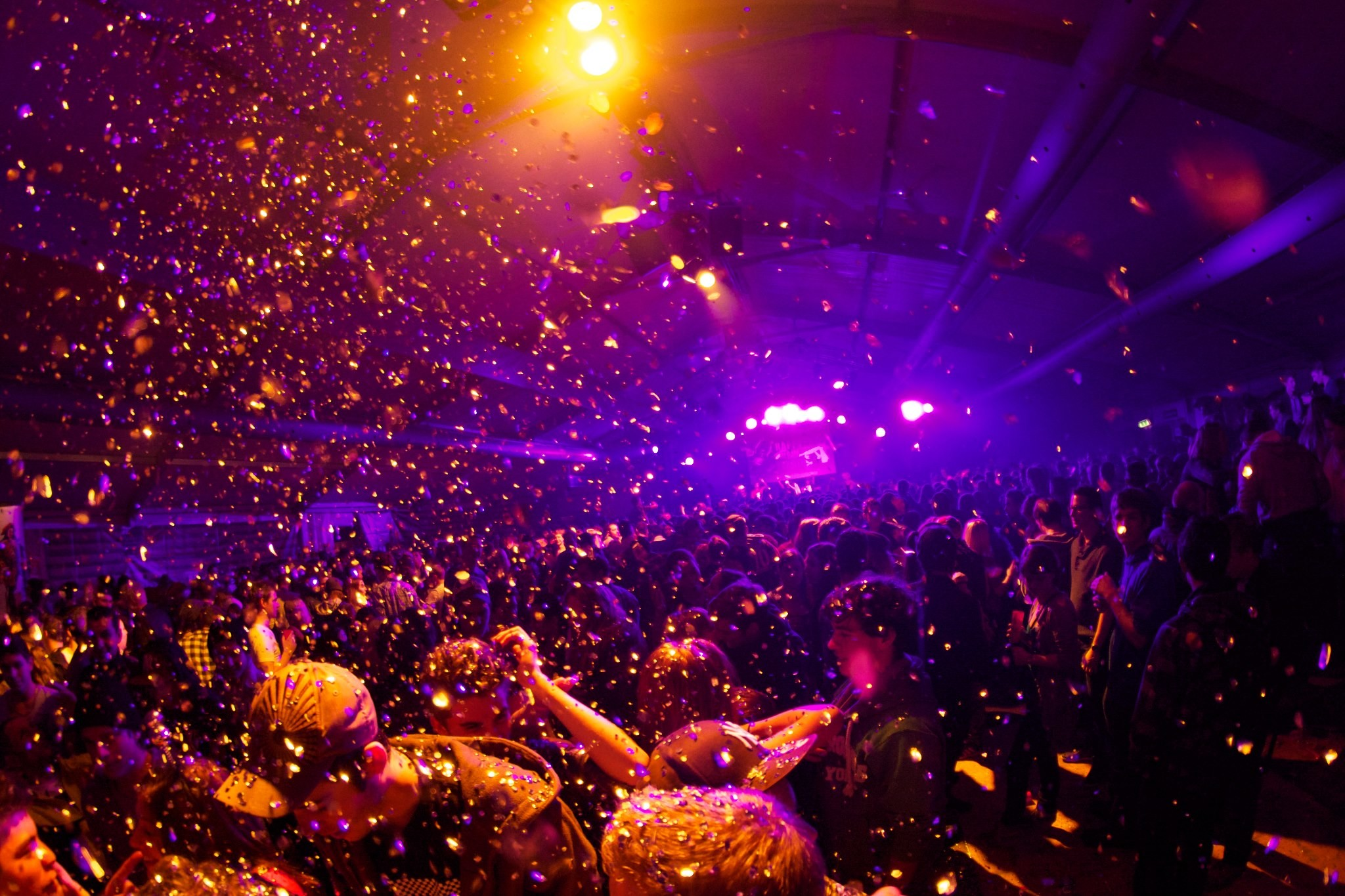 2016 new year party images