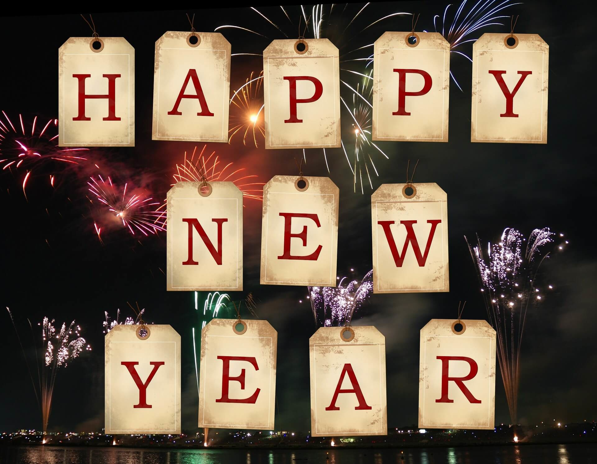 I wish this year has lesser disasters, lesser hate, lesser accidents and  loads of love. Happy New Year.