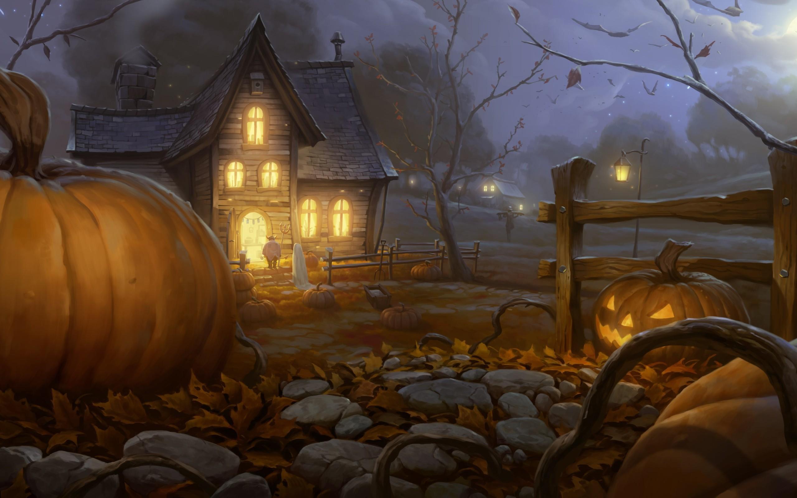 Halloween Computer Wallpapers, Desktop Backgrounds | 1920×1080 .