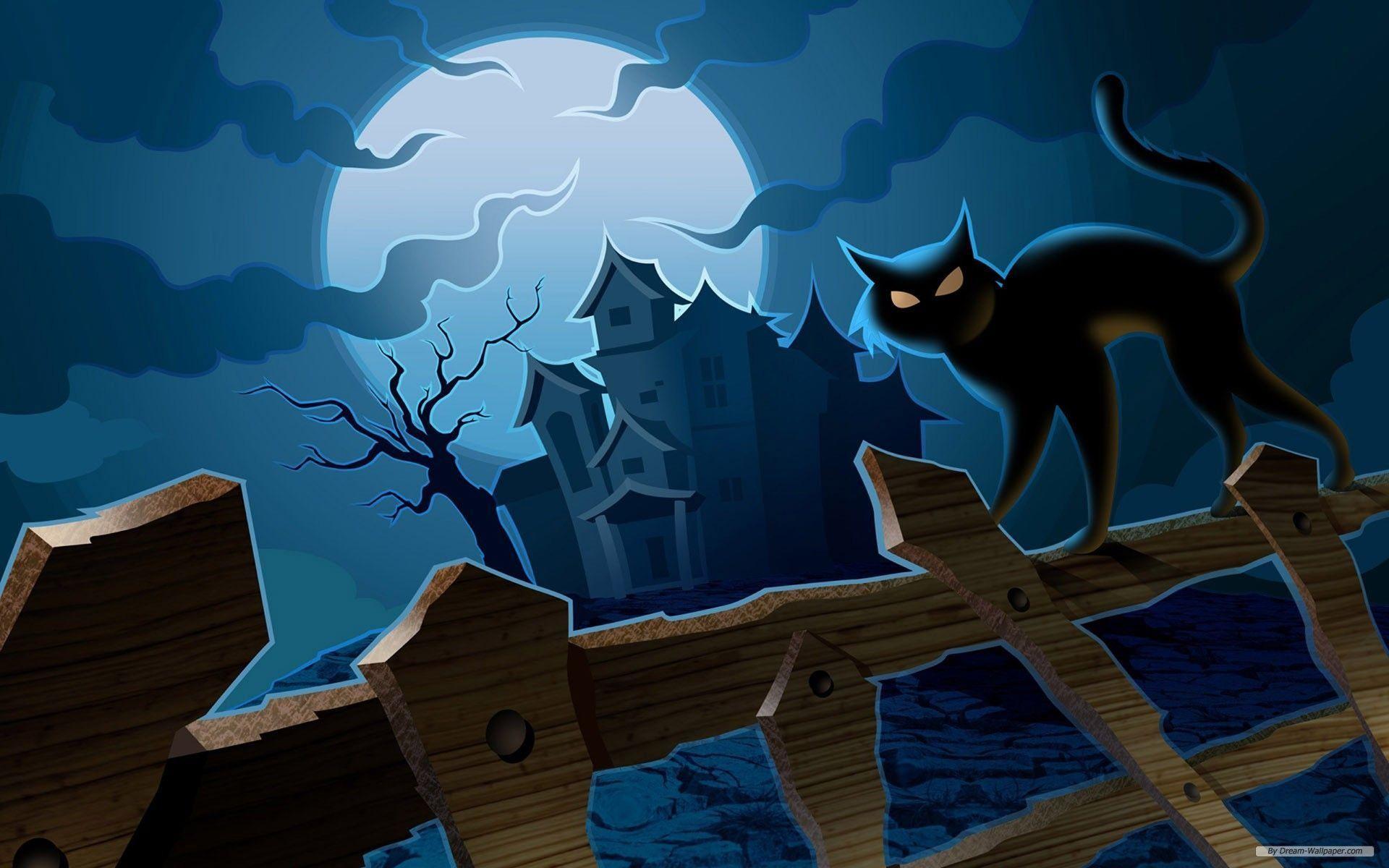 Live Halloween Wallpaper for Desktop – WallpaperSafari