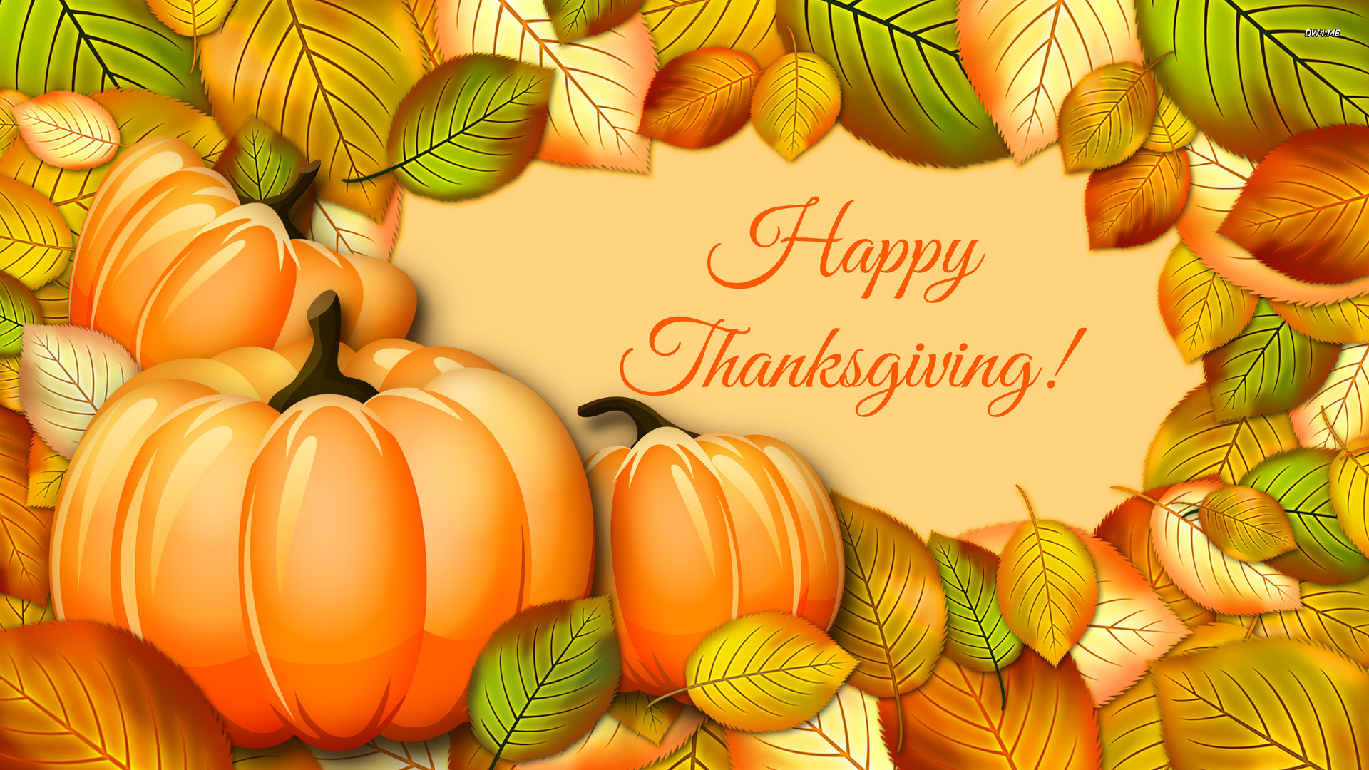 Happy Thanksgiving! wallpaper – Holiday wallpapers – #1842