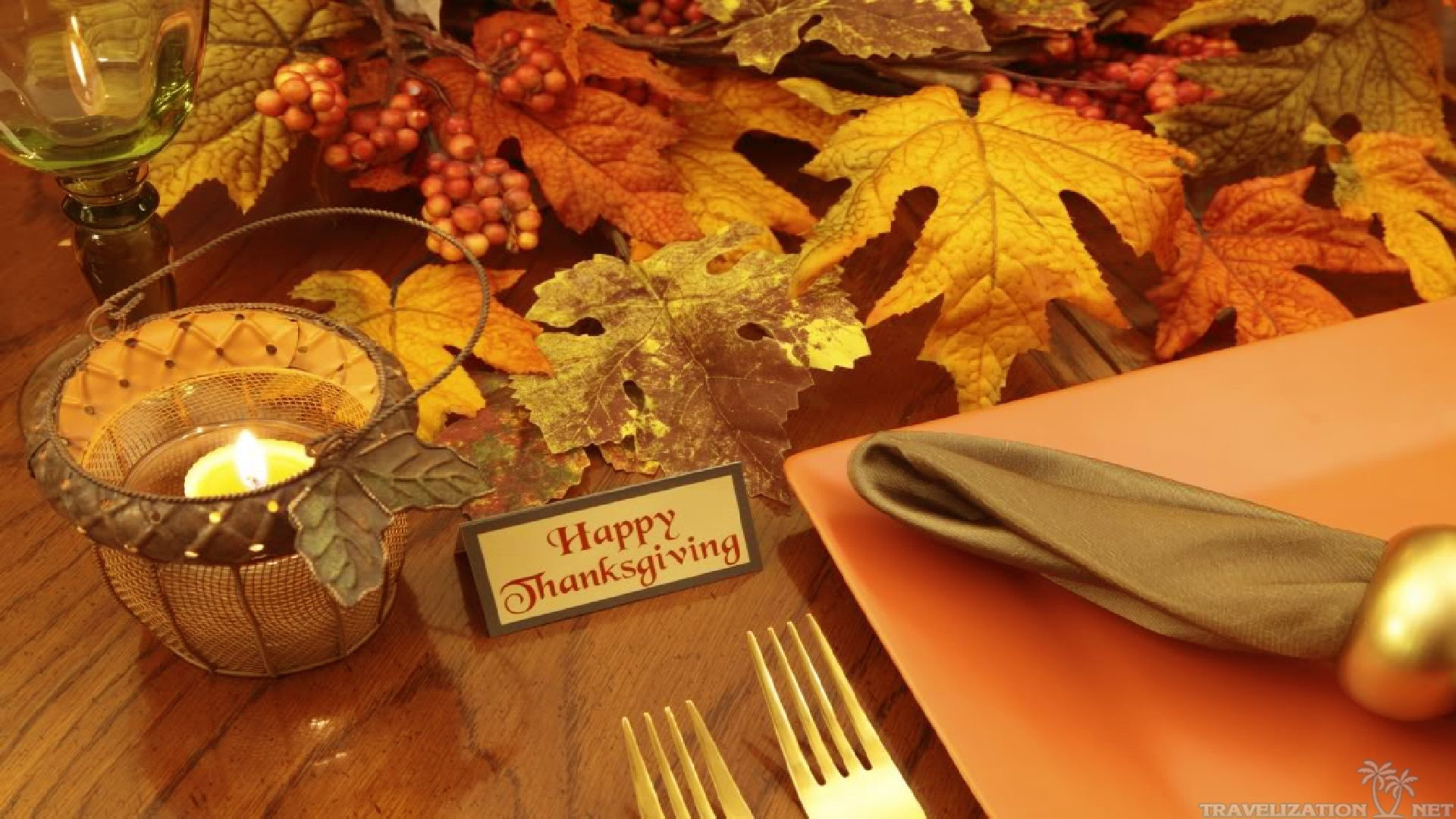 … 2560×1920. Beautiful Thanksgiving Day Wreath Wallpapers