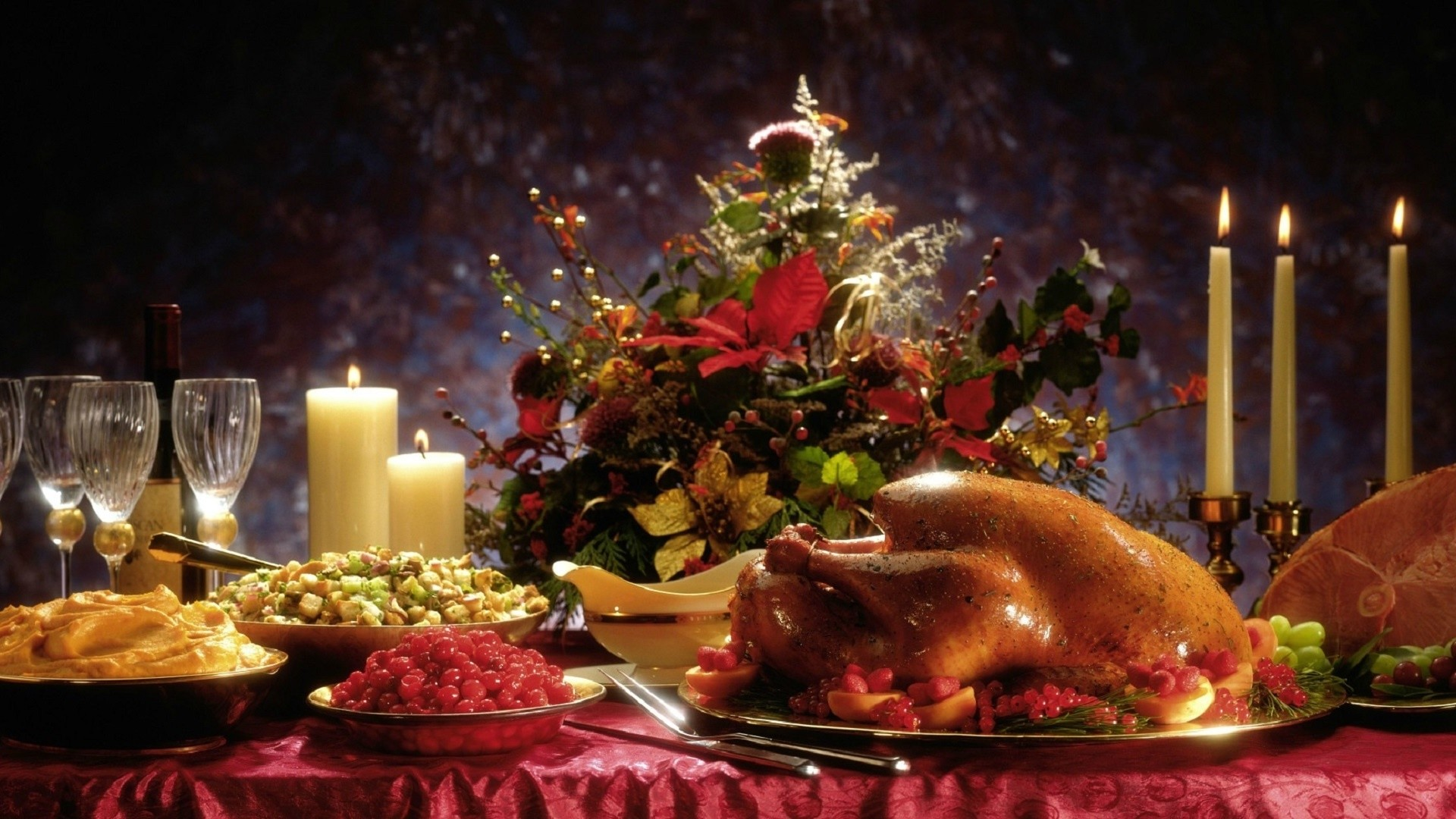 Thanksgiving, Thanksgiving Day, Food, Dishes .