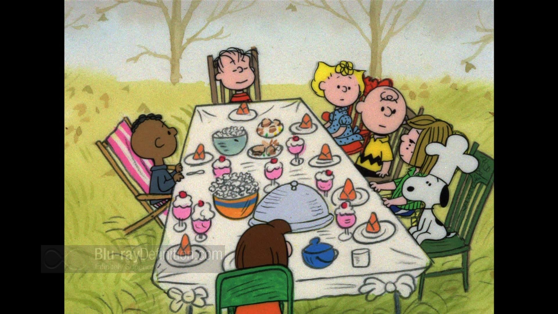 Charlie Brown Thanksgiving wallpaper – 501513