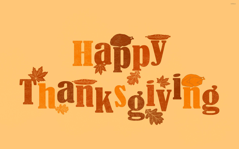 Happy Thanksgiving [4] wallpaper