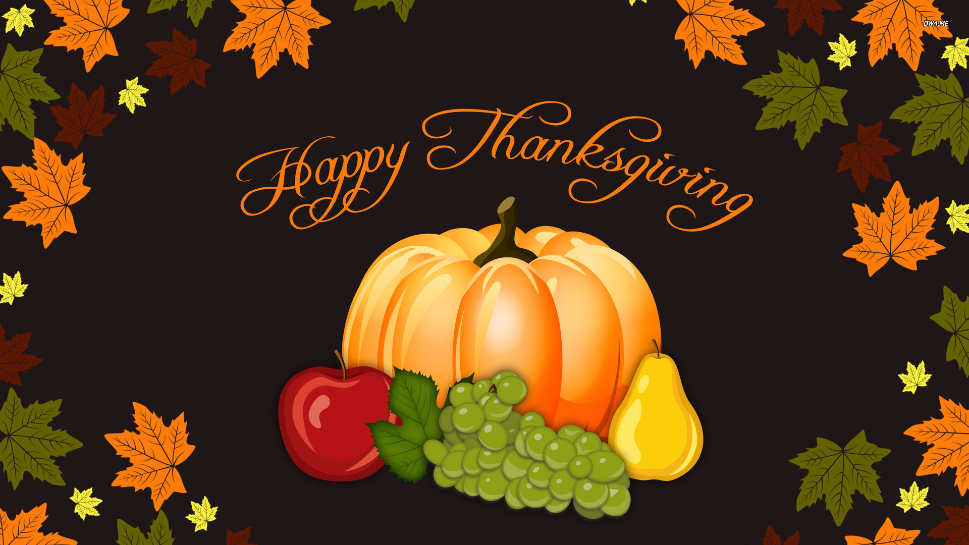 Happy Thanksgiving! wallpaper – Holiday wallpapers – #1877