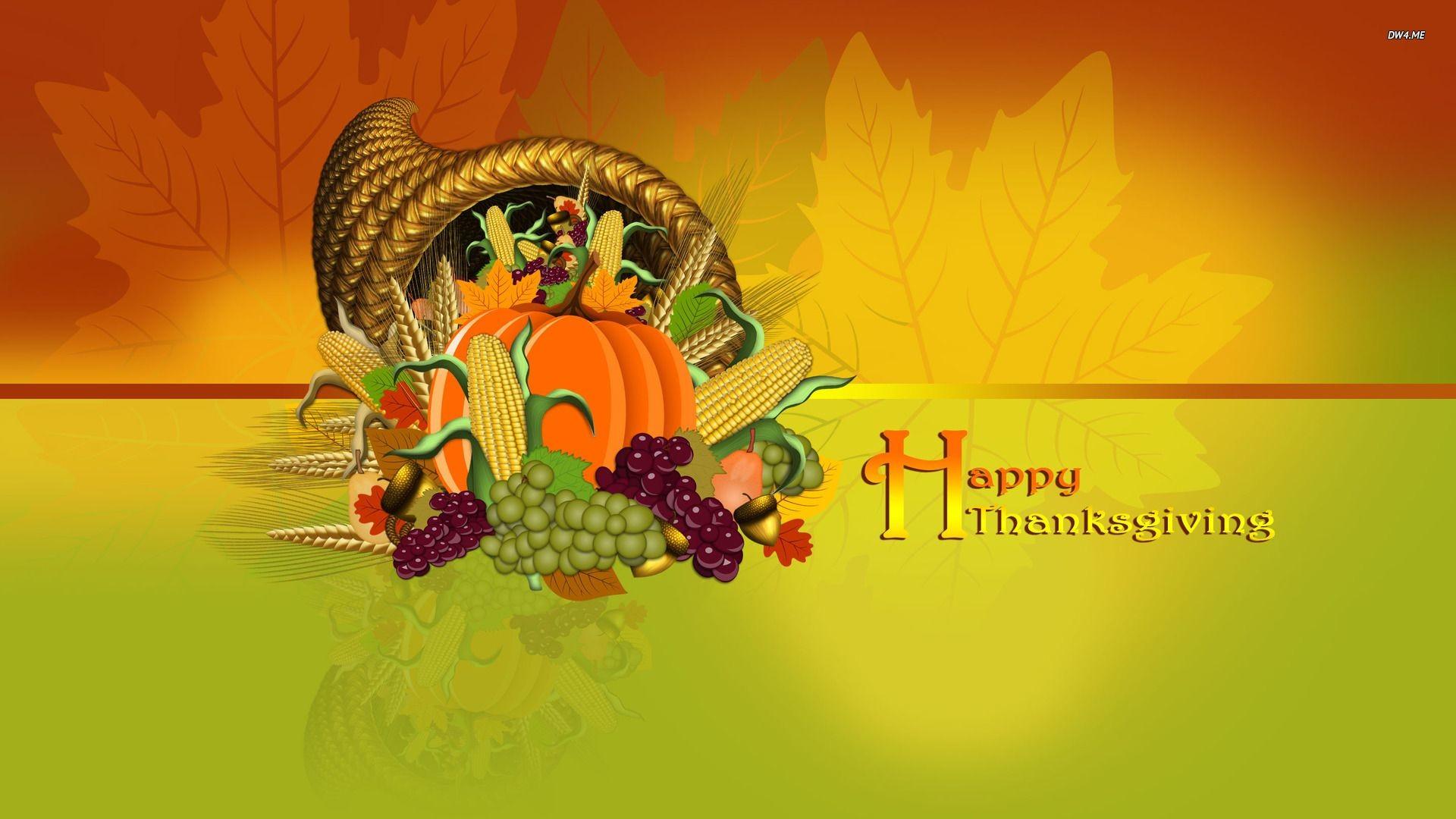 Happy Thanksgiving Wallpaper HD
