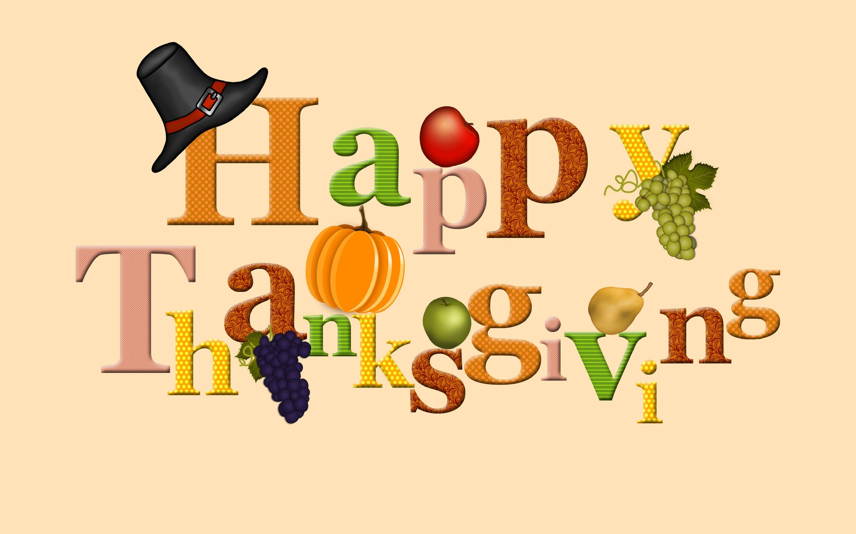 Happy Thanksgiving Background Wallpaper.