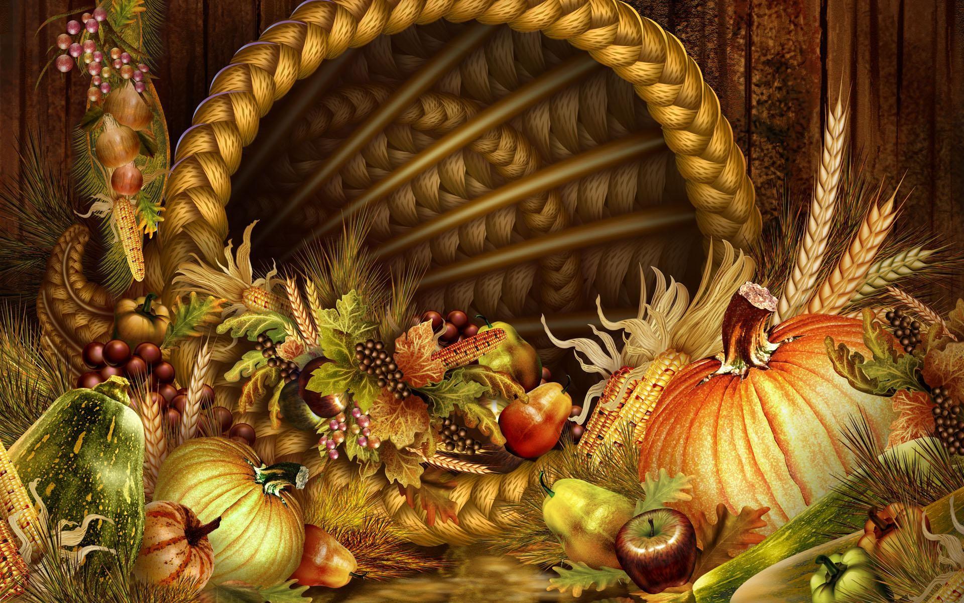 Holiday Thanksgiving Wallpaper HD.