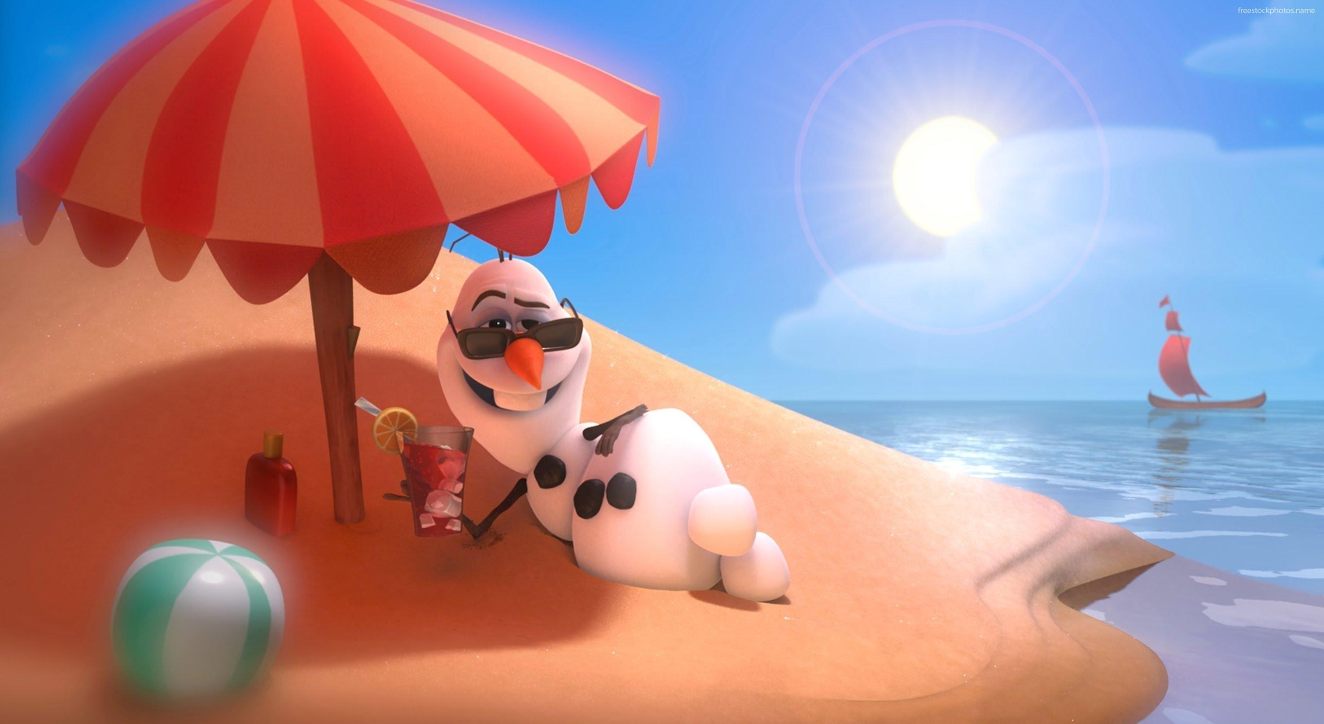Summer holiday hd desktop wallpaper.