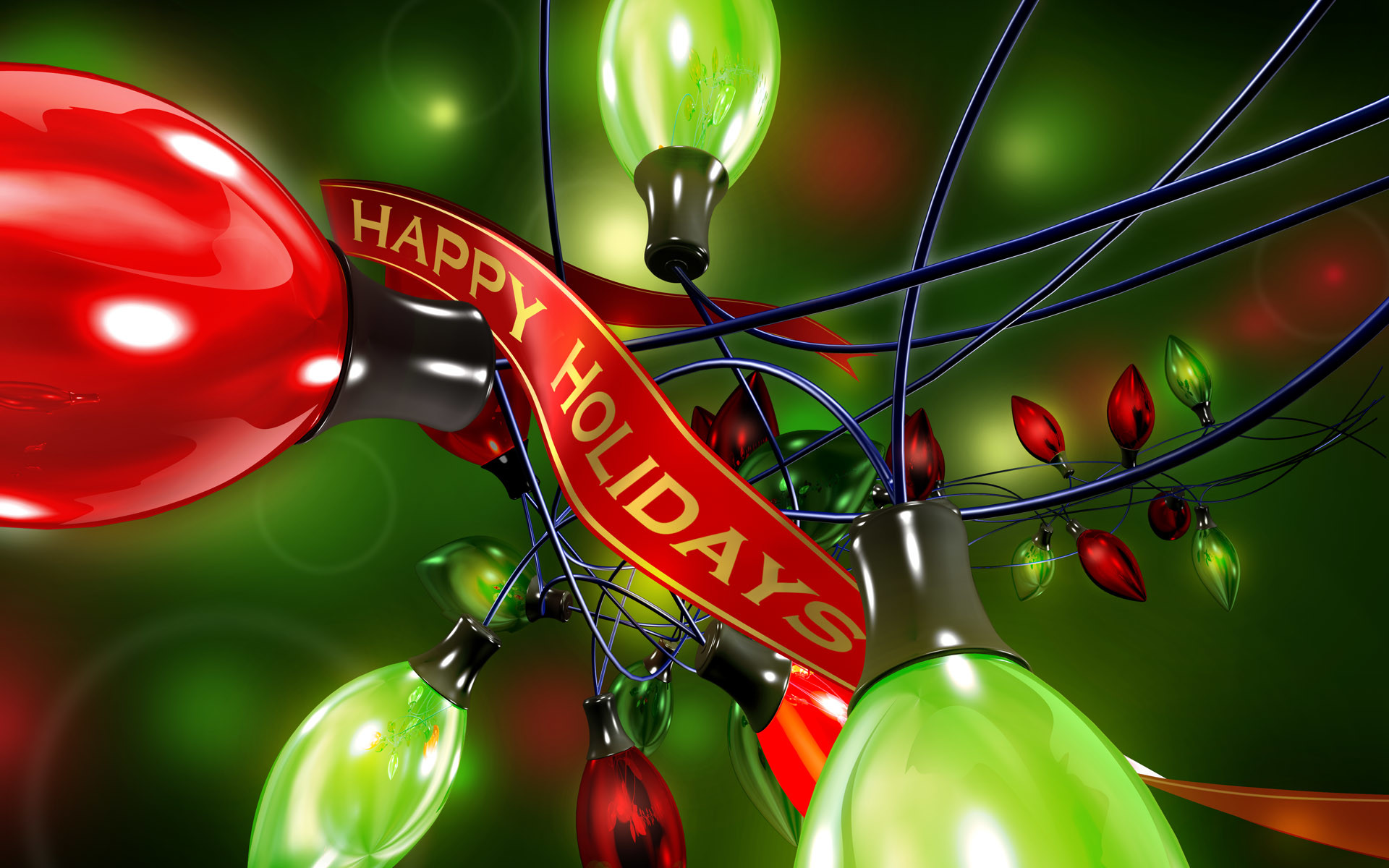Happy holiday wallpapers HD wide.