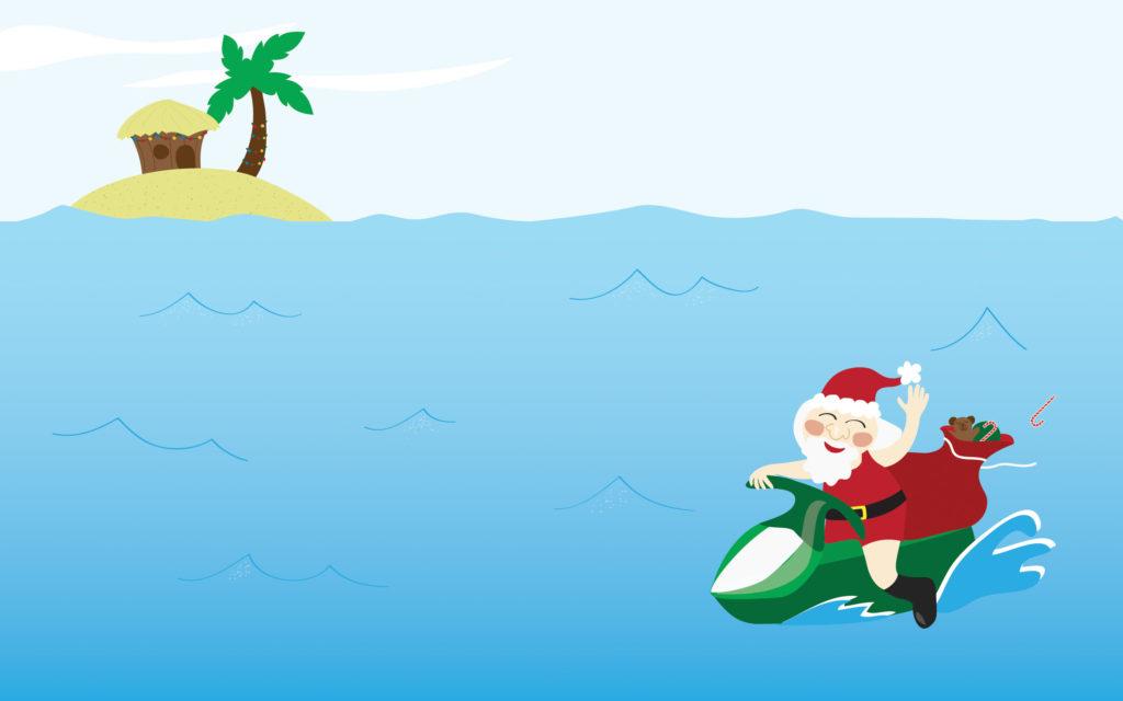 december holiday desktop wallpaper