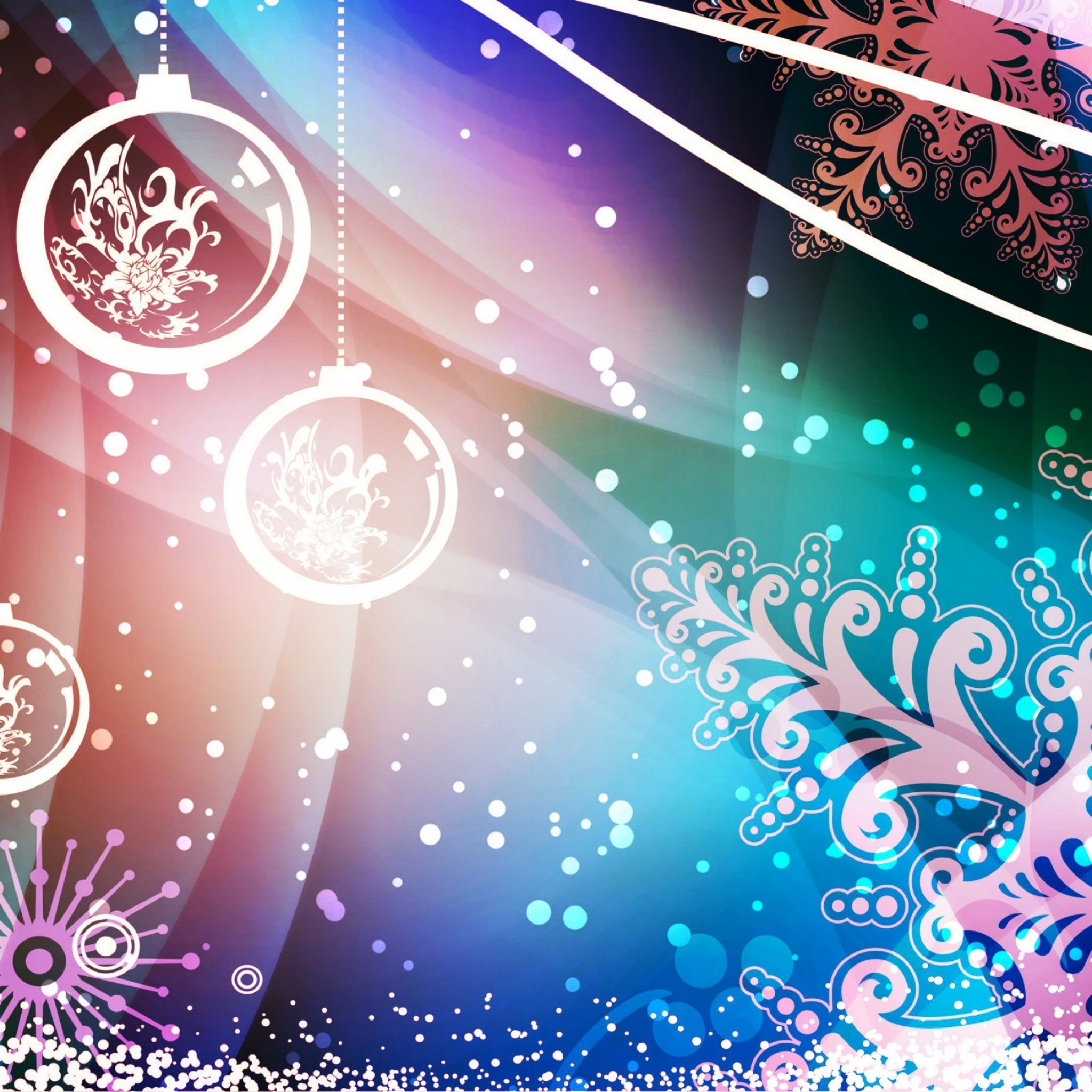Christmas iPad Wallpaper 19