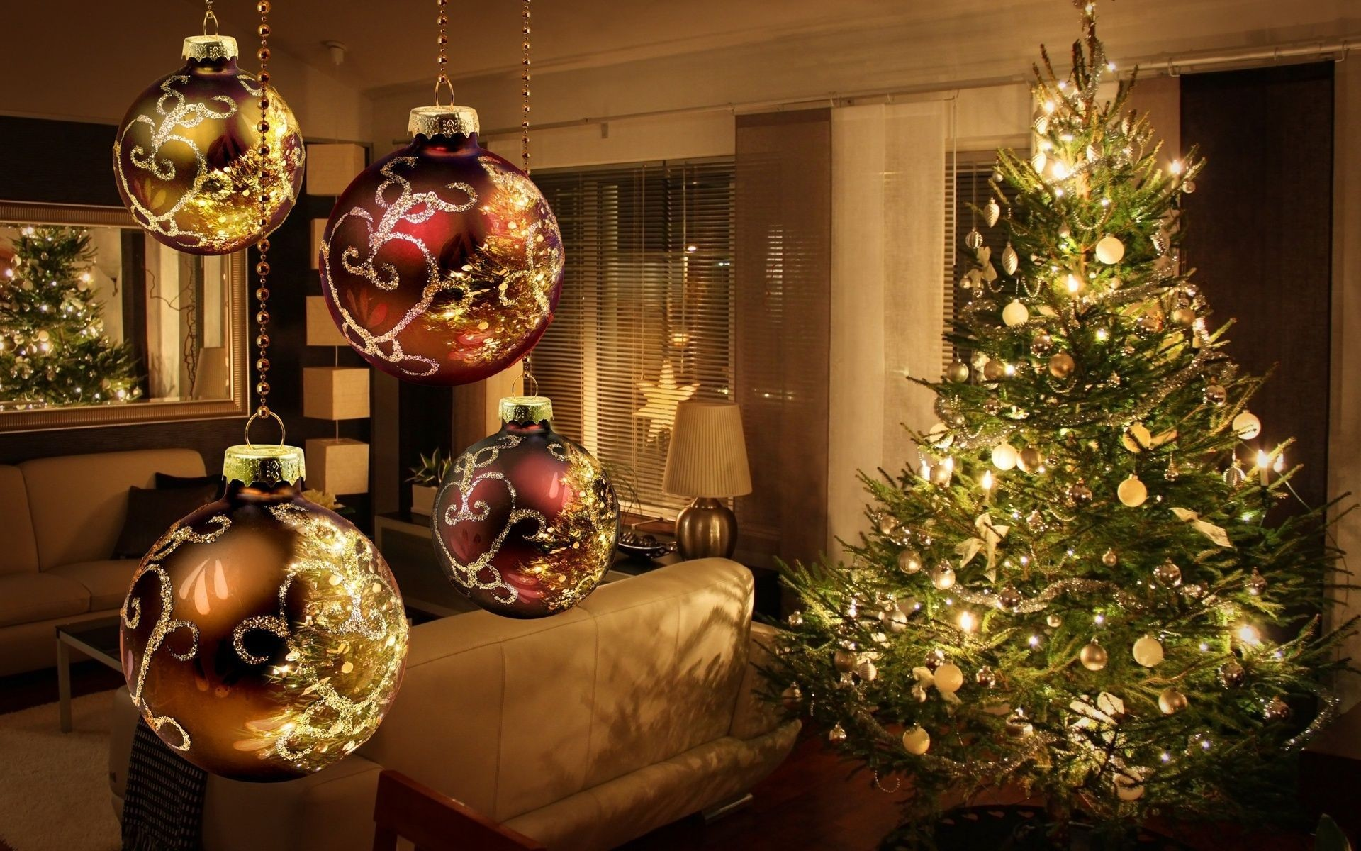 2015 merry Christmas backgrounds desktop – wallpapers, images .