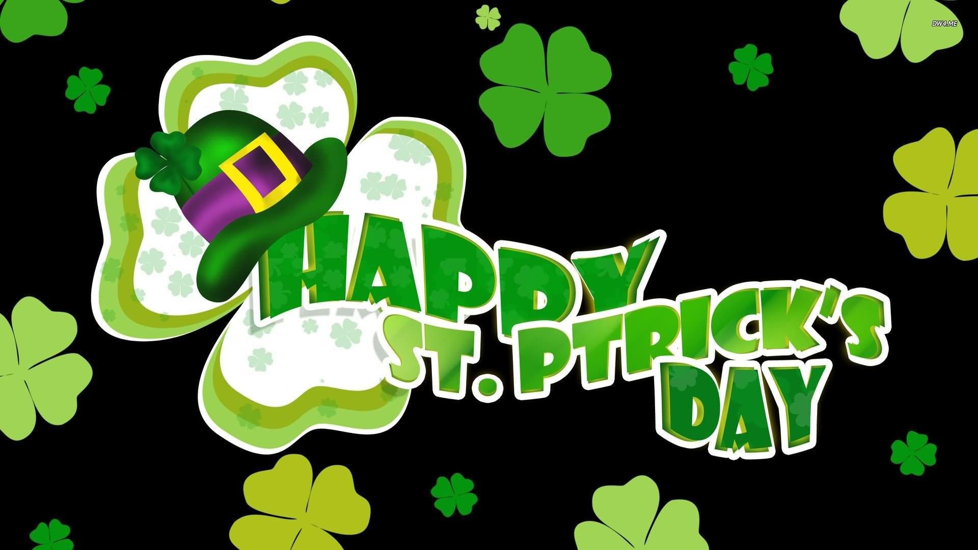 Happy Saint Patrick's Day HD Wallpaper For Desktop