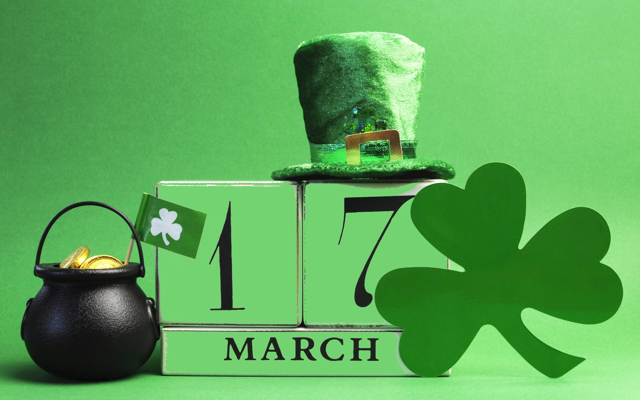 Free 3d St Patricks Day Wallpaper