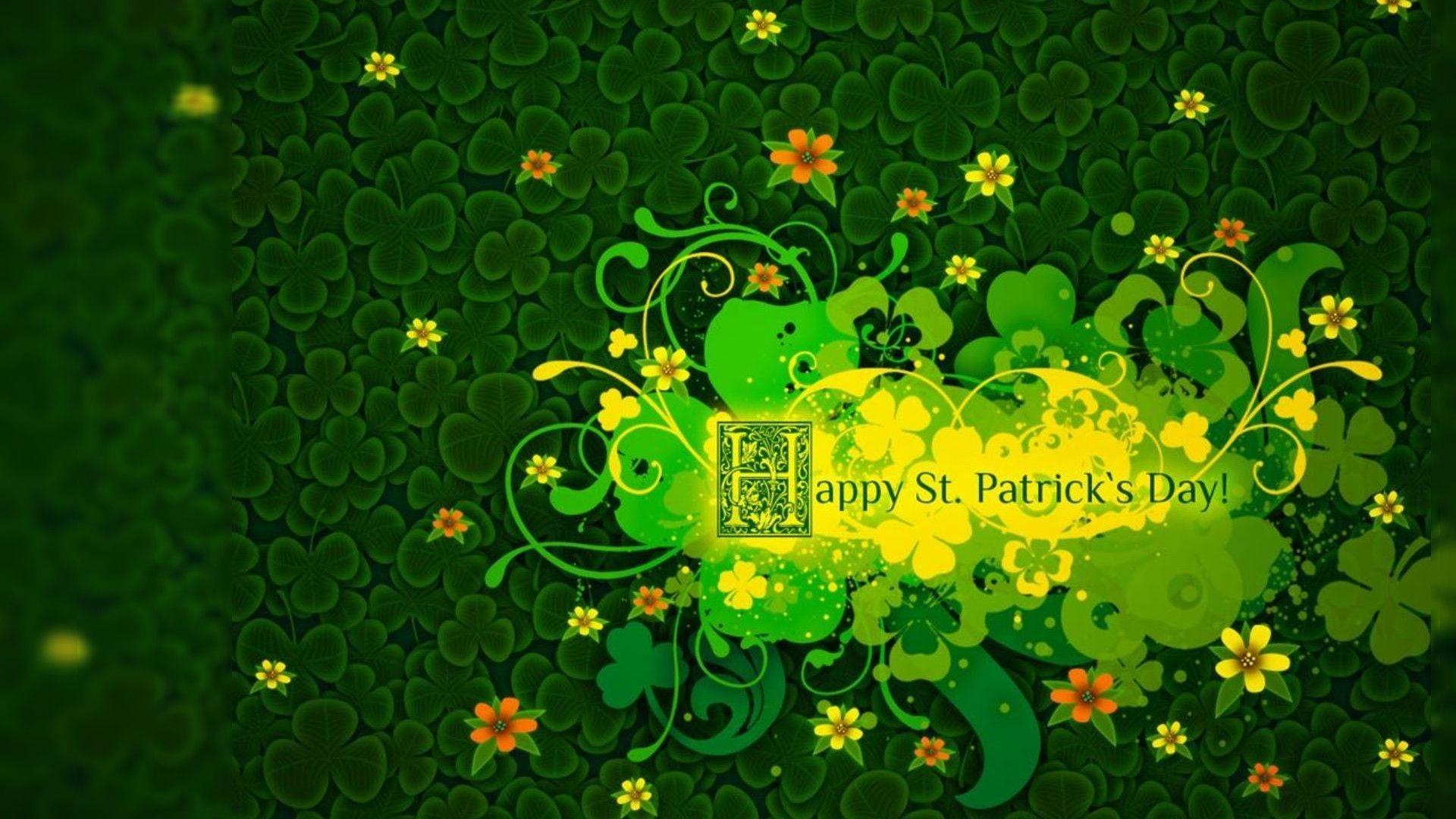 Free Desktop Wallpaper St Patricks Day