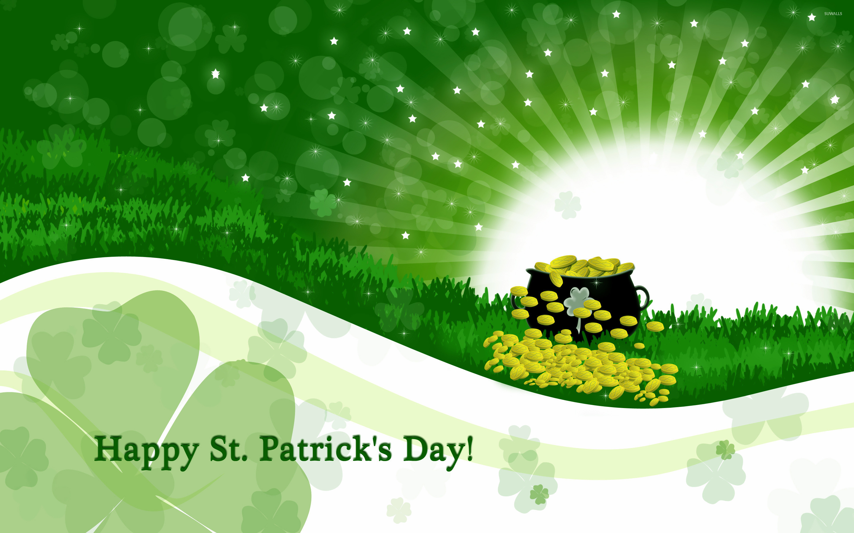 Happy Saint Patrick's Day! wallpaper