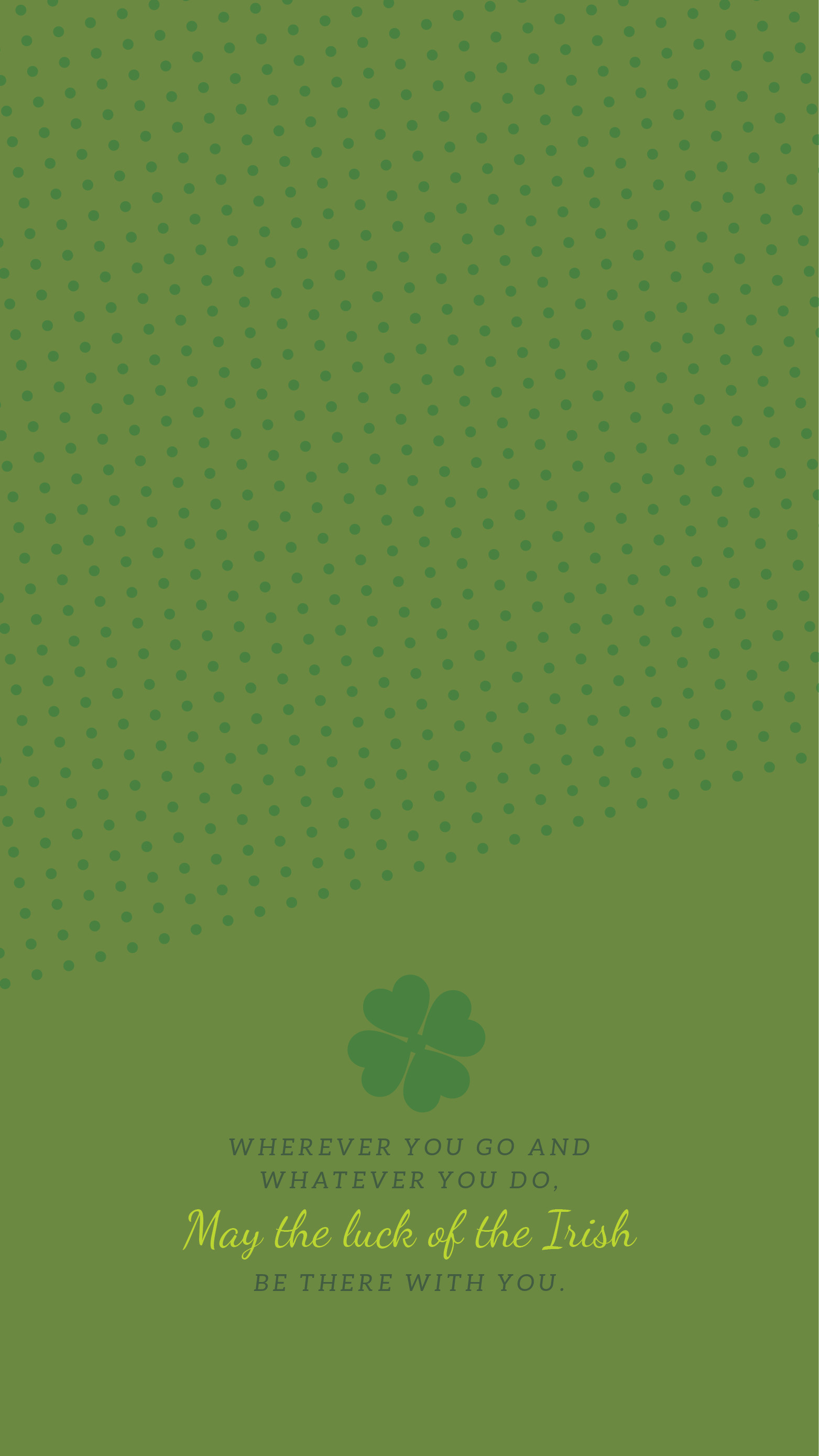 """St. Patrick's Day Desktop and Phone Wallpapers. """""""