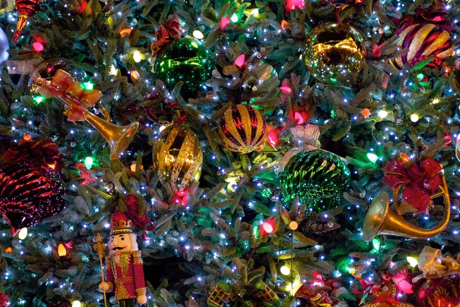 christmas tree desktop wallpaper 2015 – Grasscloth Wallpaper