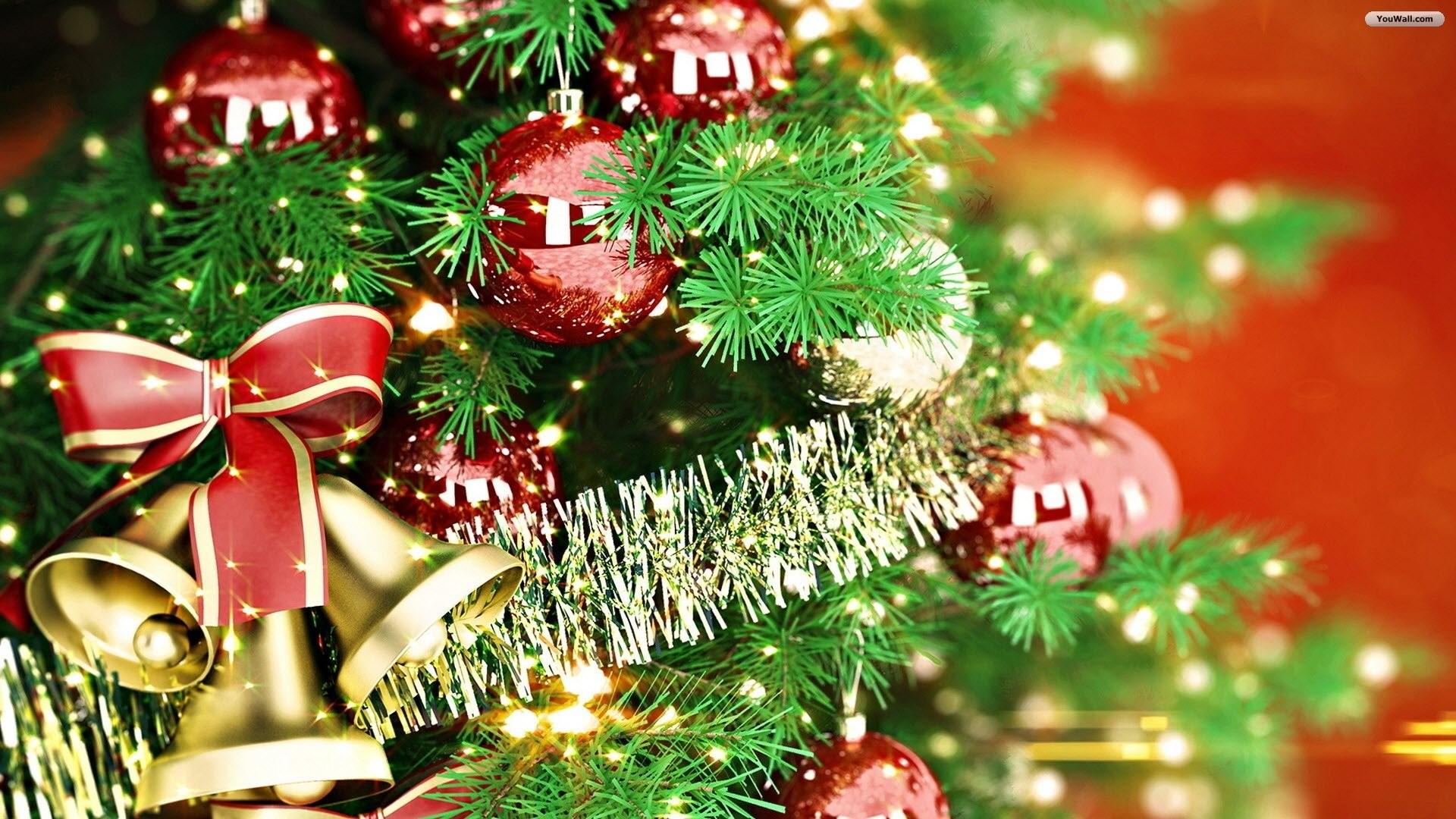Christmas Tree Wallpapers Desktop Background