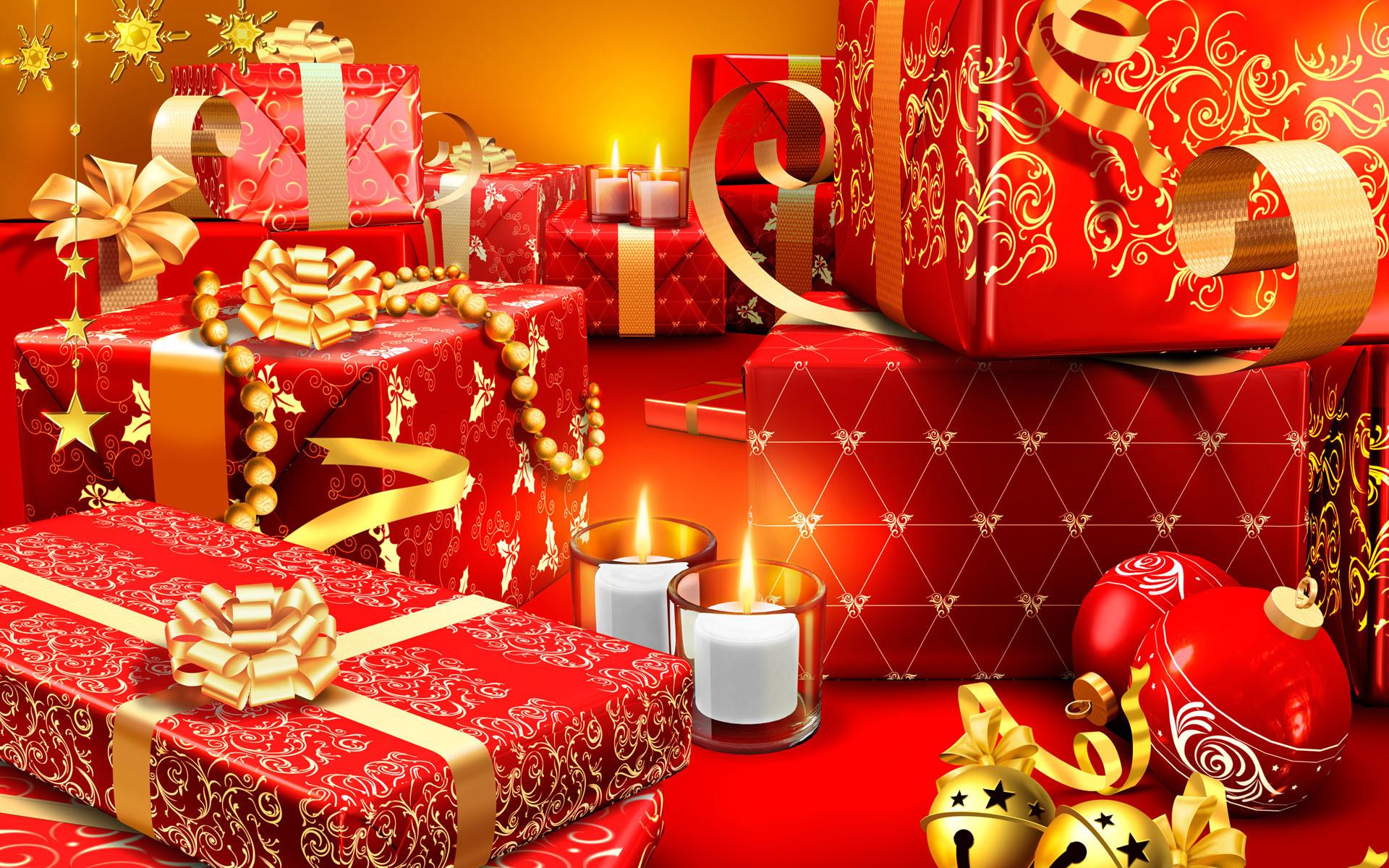 Christmas Scenery Wallpaper   Free Wallpaper World
