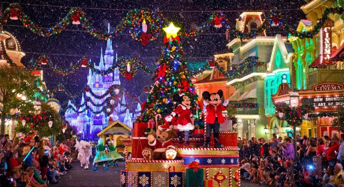 56 Disney Christmas Wallpaper Desktop