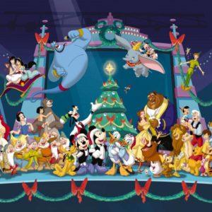 Disney Christmas Wallpaper Desktop